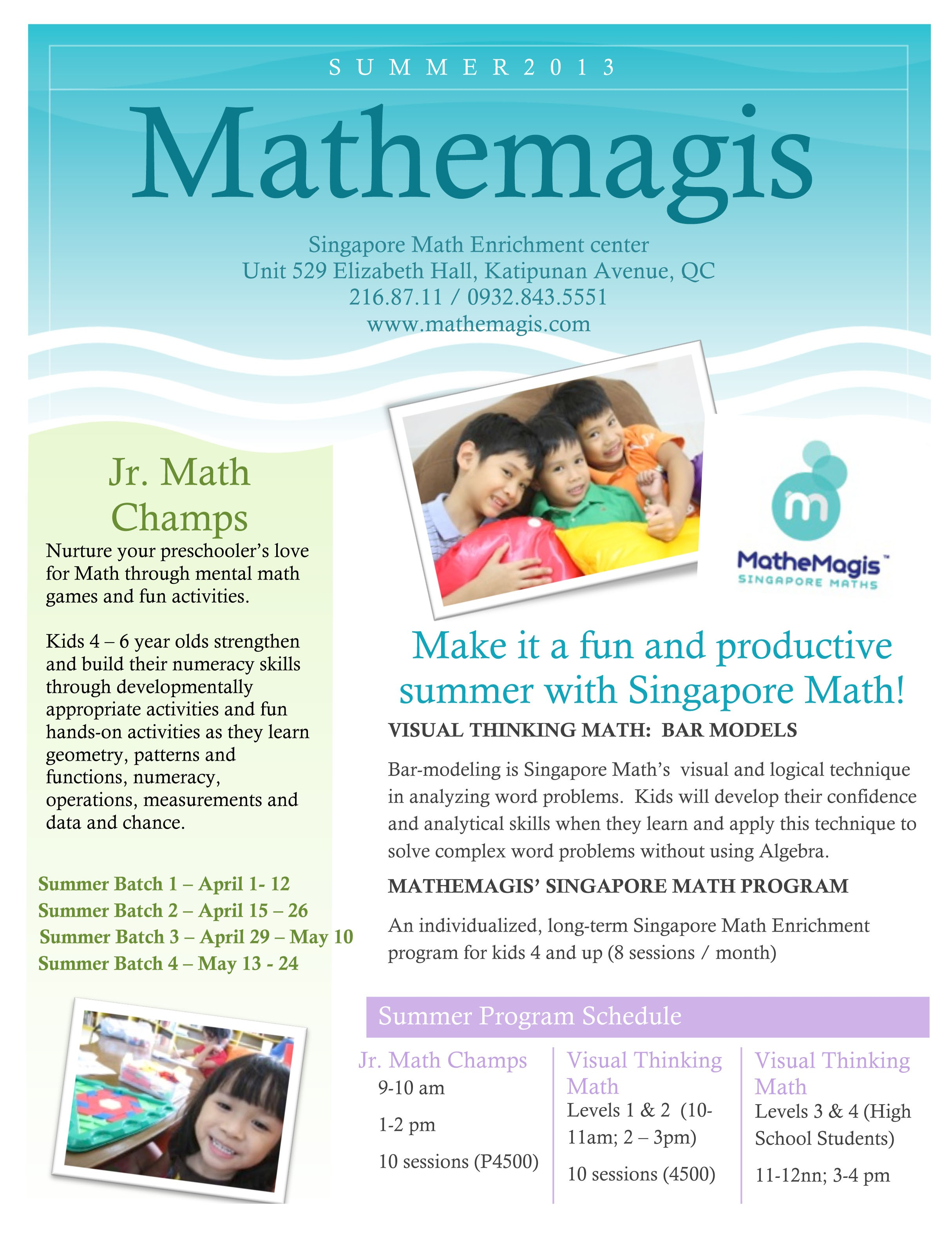 Calendario 2019 Salvador Recientes Mathemagis Singapore Maths Blog Archive Make It A Fun and