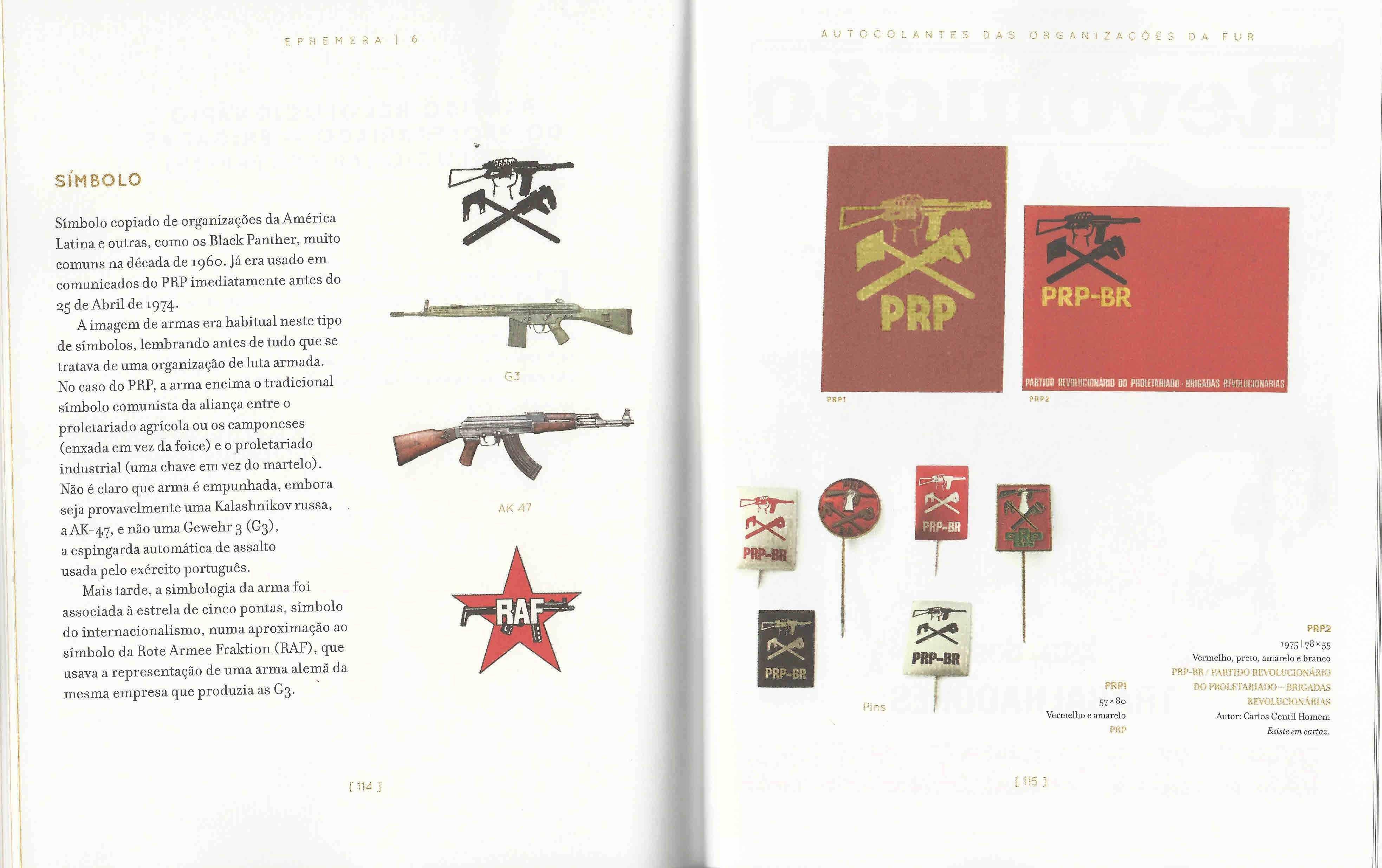 Exemplos de páginas do livro