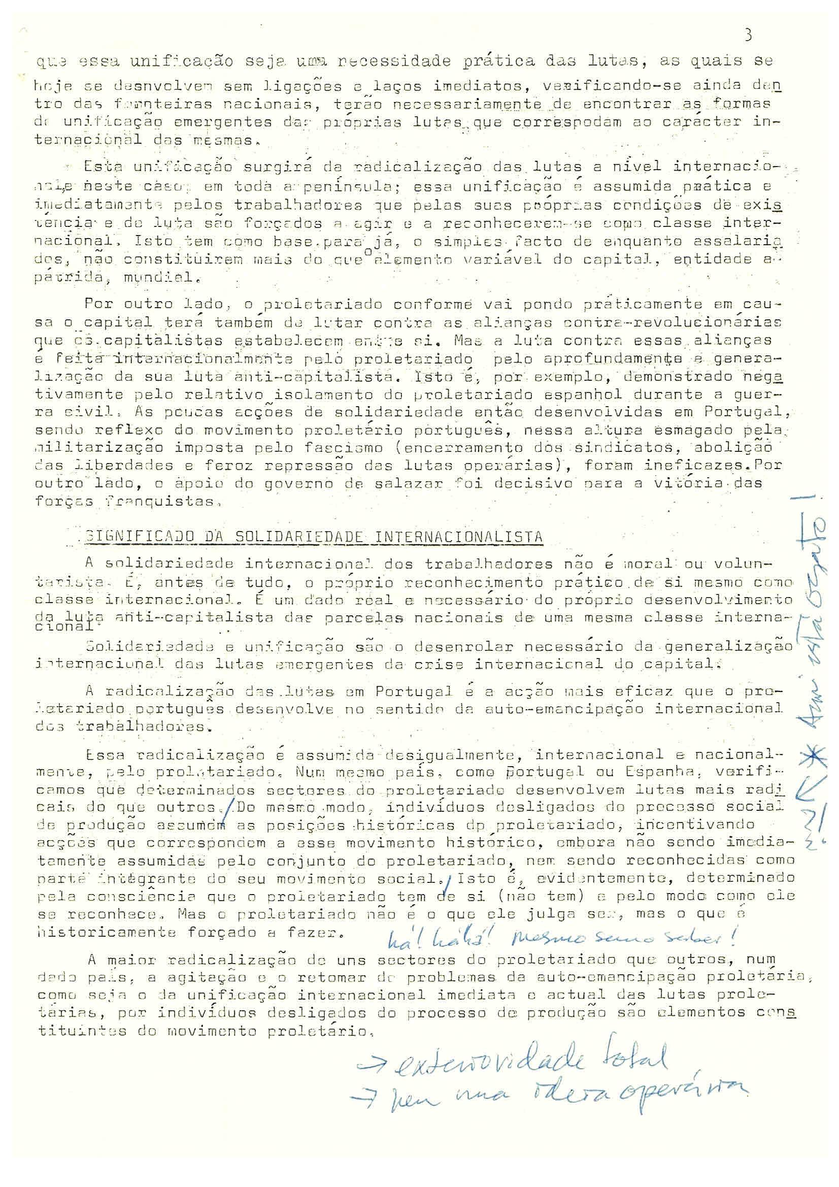 Calendario Hebraico 2019 Más Caliente Papéis Anarquistas Nƒo assinados De Resposta Ao 25 De Abril De 1974
