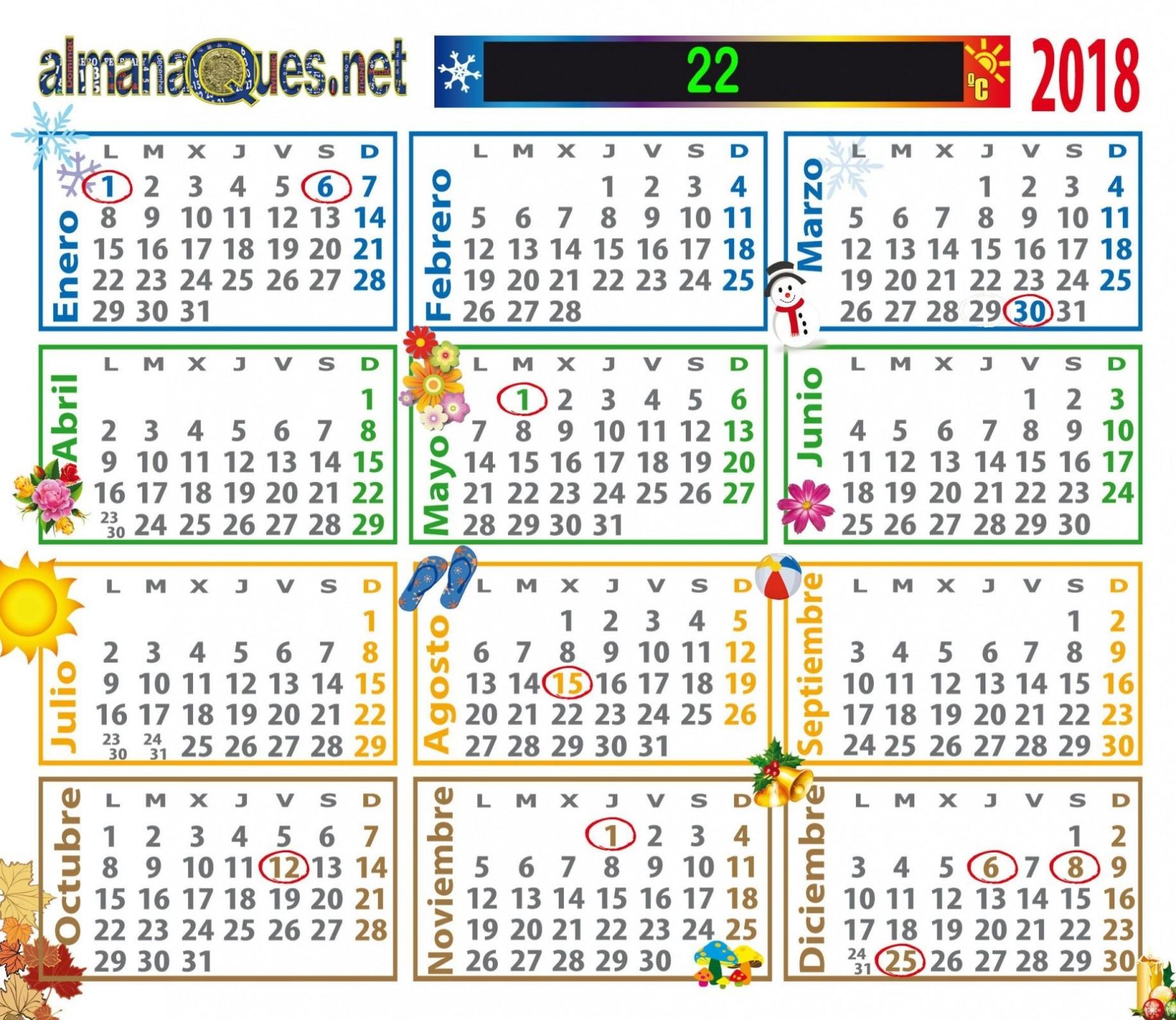 Beautiful Calendario Laboral En Espa±a Calendario Colombia Con Festivos 2017 rv2