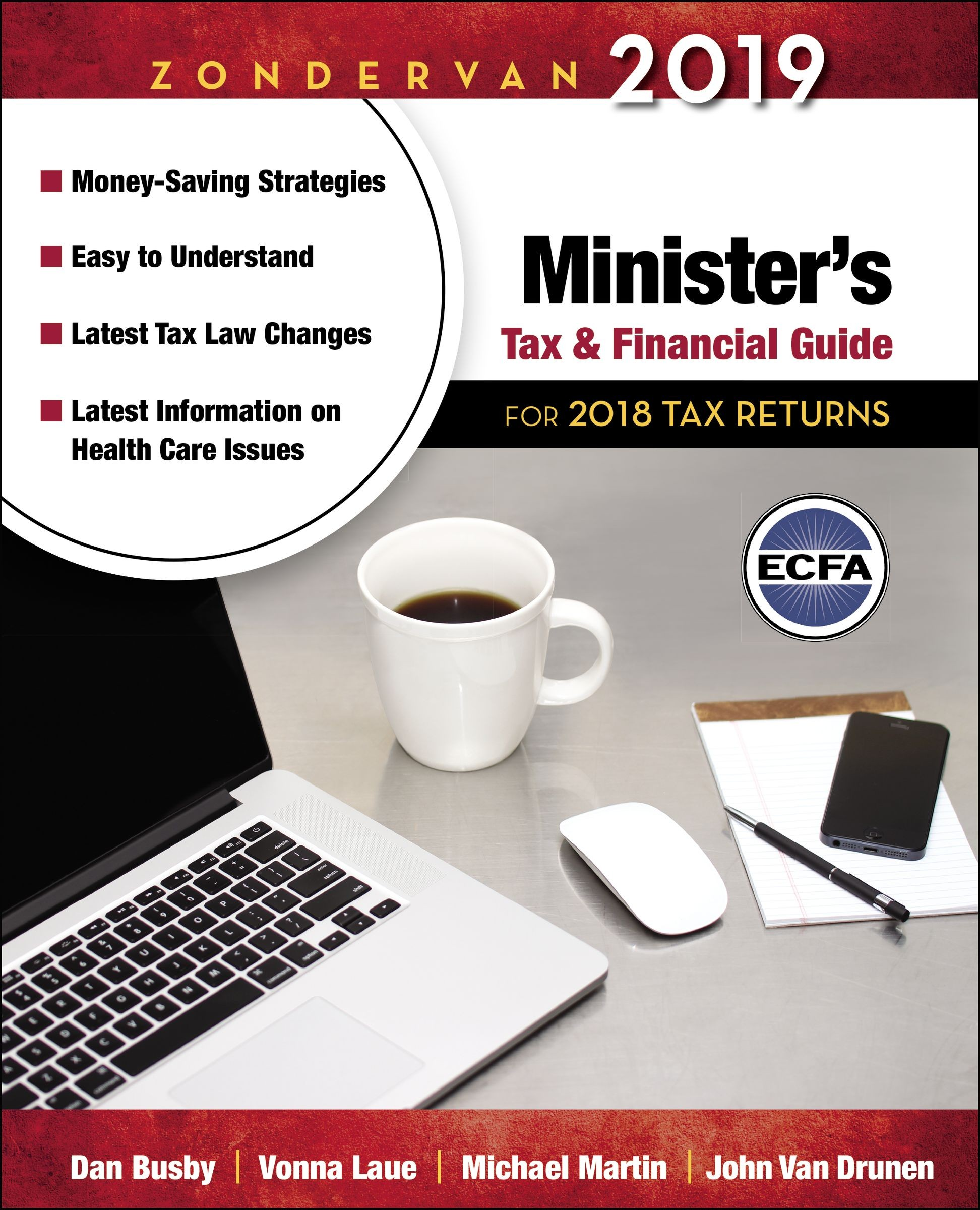 Zondervan 2018 Minister s Tax and Financial Guide