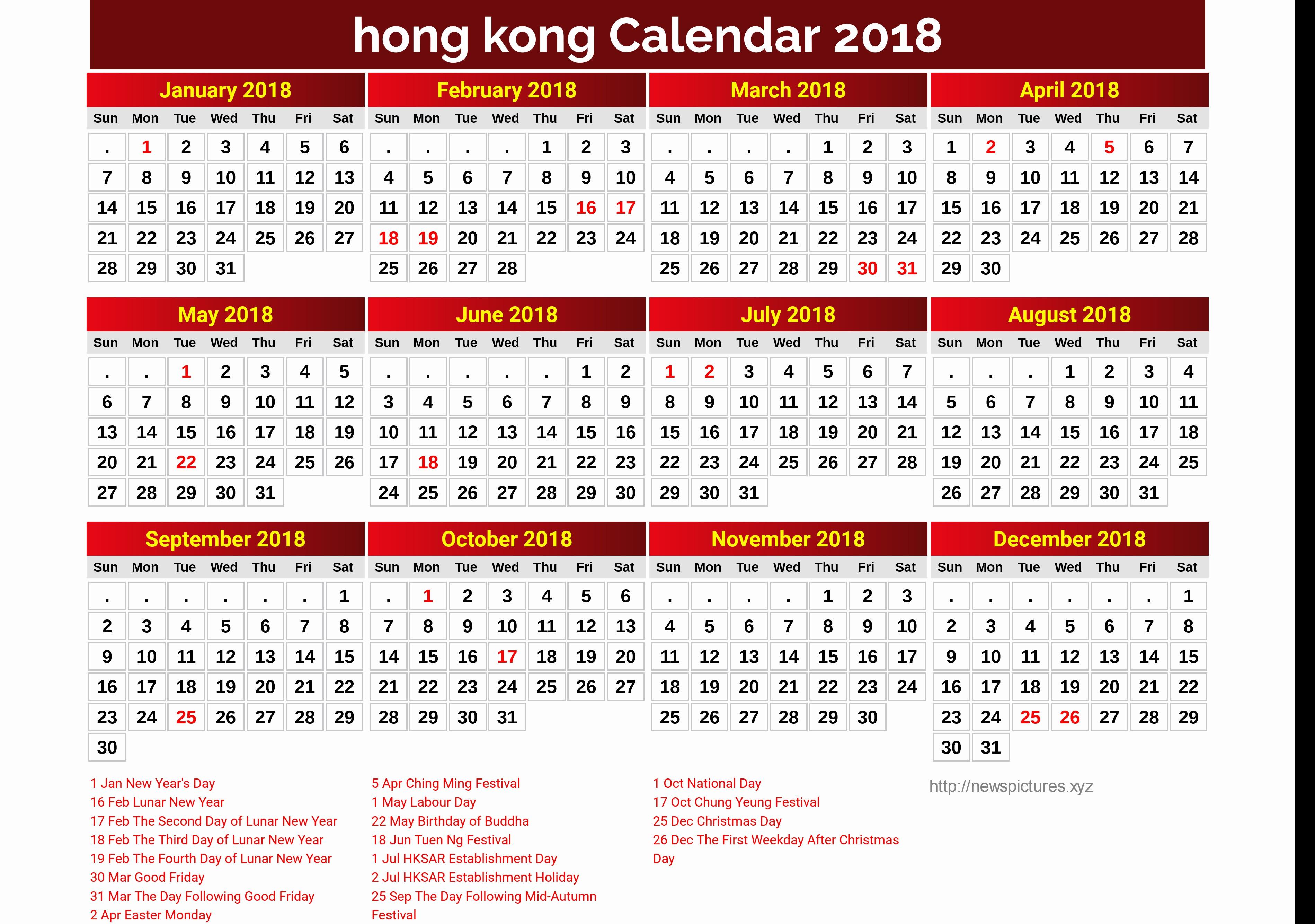 2019 calendar hong kong hong kong holidays 2018 nasionalis 2018 calendar hong kong 2018 calendar printable
