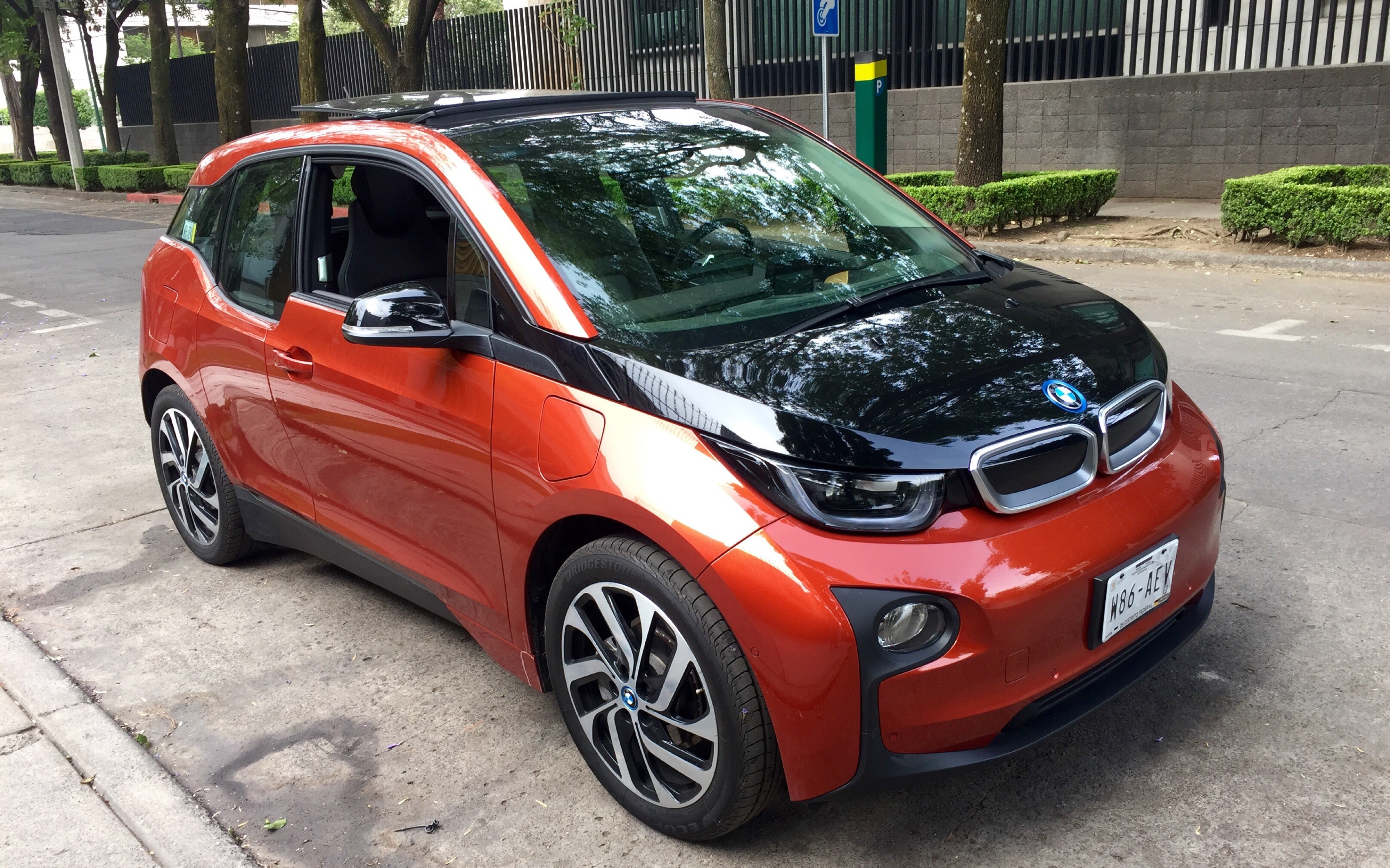 BMW i3 REX Electrizando tu vida