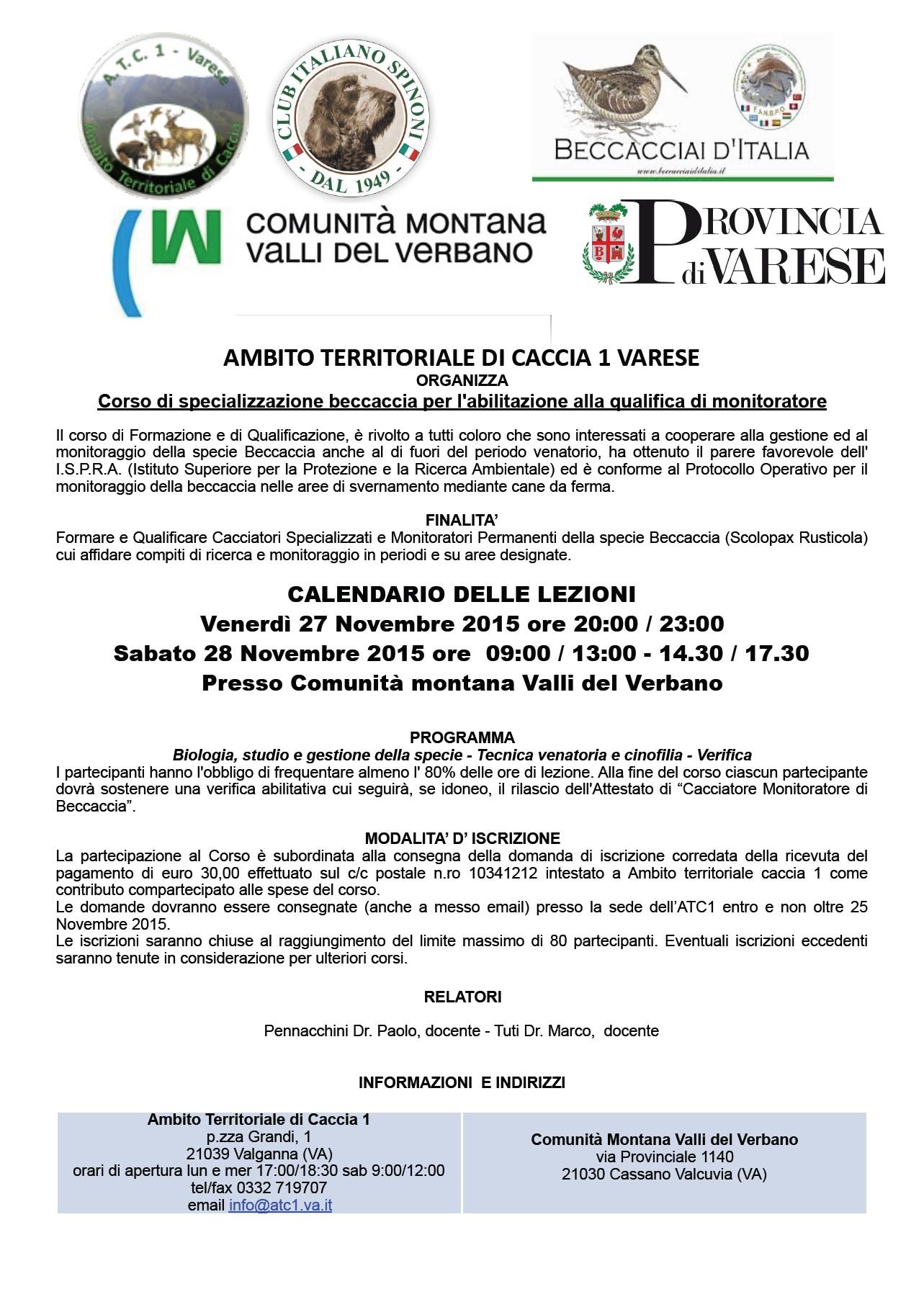 Calendario 2019 Mese Di Agosto Más Actual Corso Sulla Beccaccia A Varese • Iocaccio