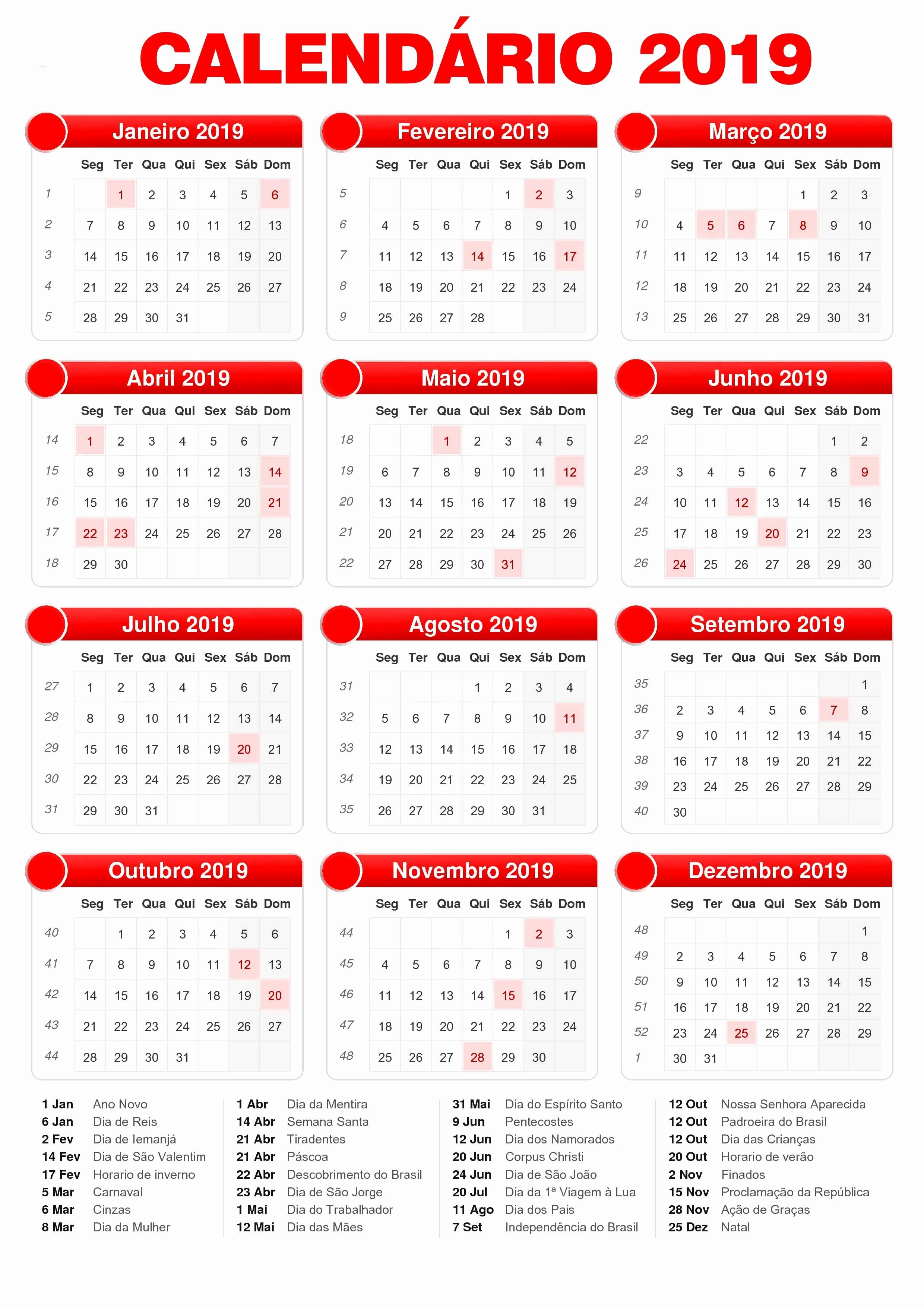 La Encantadora 32 Ilustraci³n Calendario 2019 Ilustrado