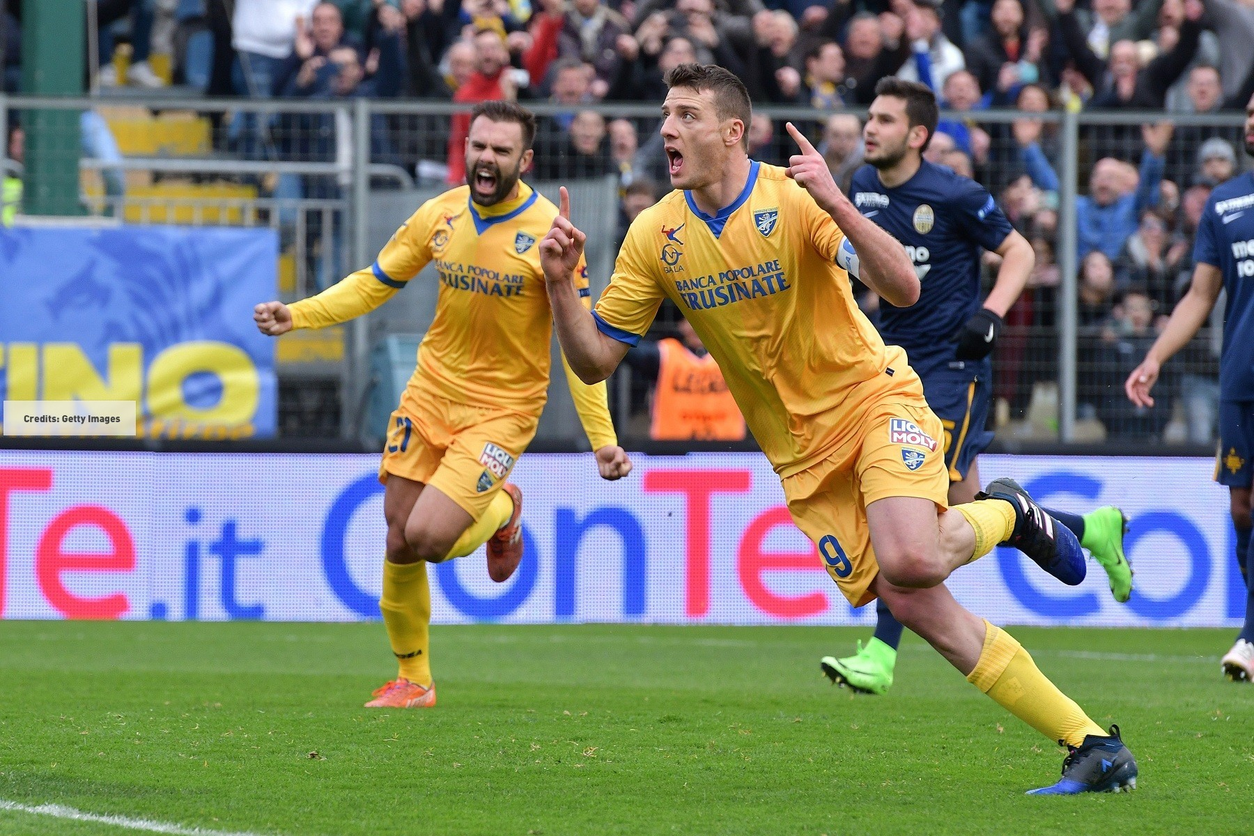 Playoff Serie B semifinali di ritorno