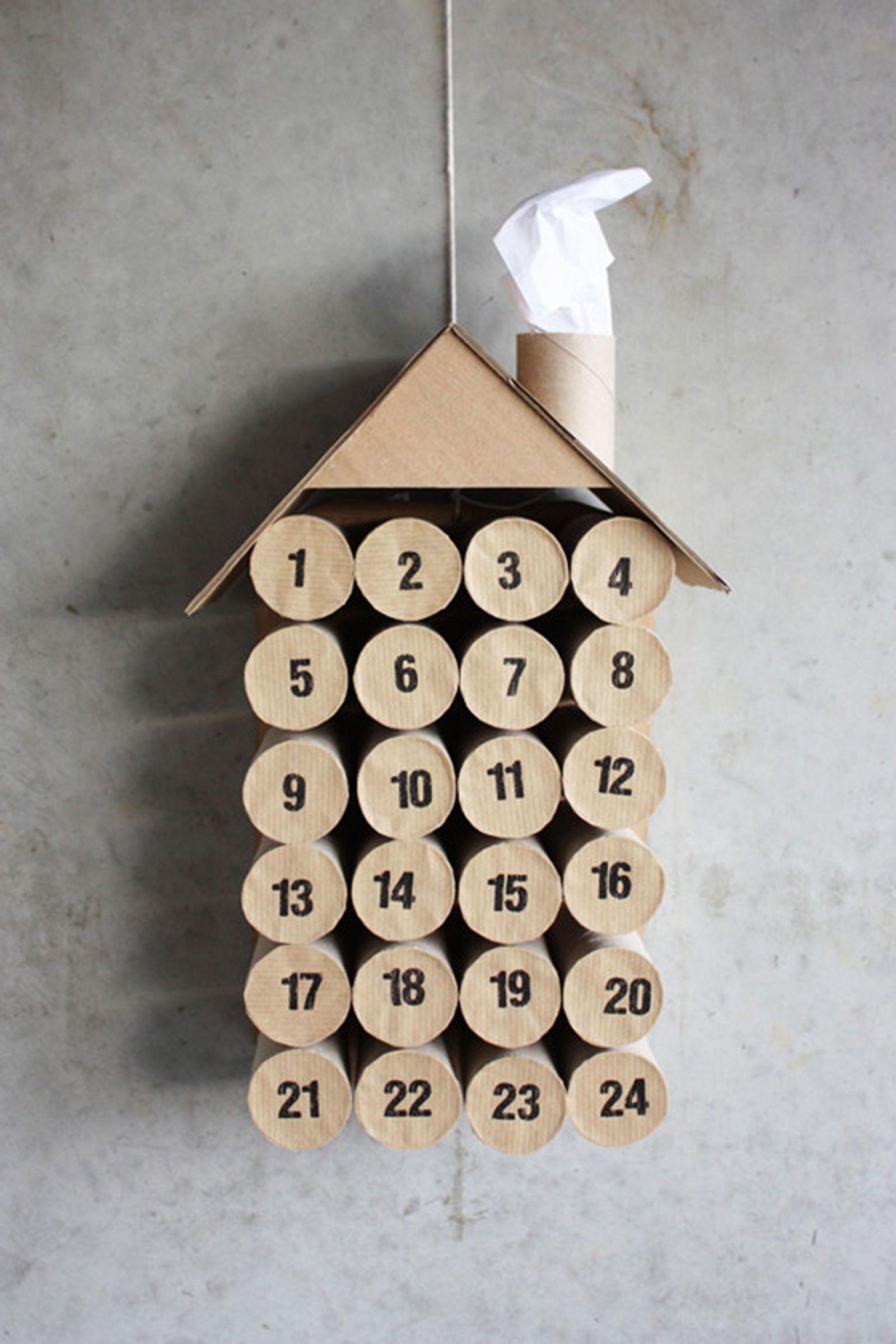 Calendario Diciembre 2017 Para Imprimir Con Festivos Mejores Y Más Novedosos 12 toilet Paper Roll Crafts for the Woman who Hates to Waste