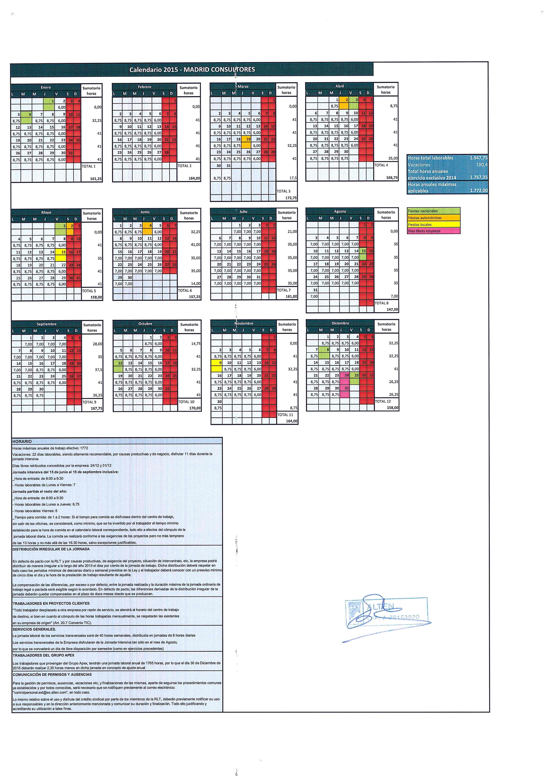 Calendario Diciembre Para Imprimir Más Recientes Trabajo En Festividades Locales – Secci³n Sindical De Cc Oo De