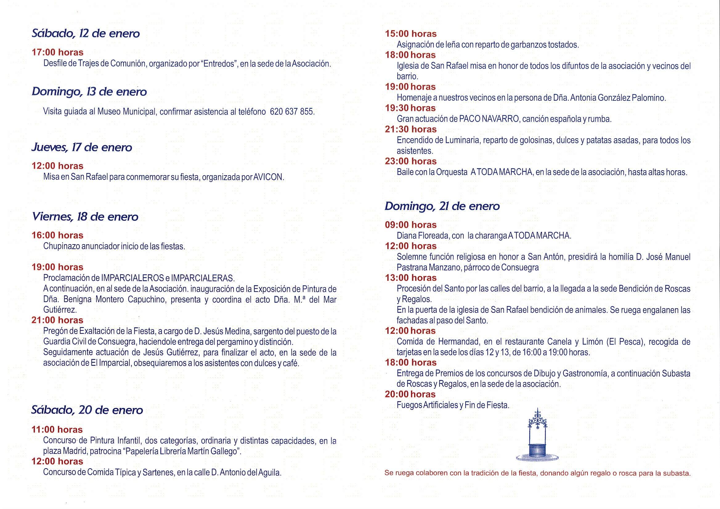 Calendario Febrero 2019 Dias Festivos Más Populares Concurso De Canto De Silvestrismo Libre Ayuntamiento De Consuegra