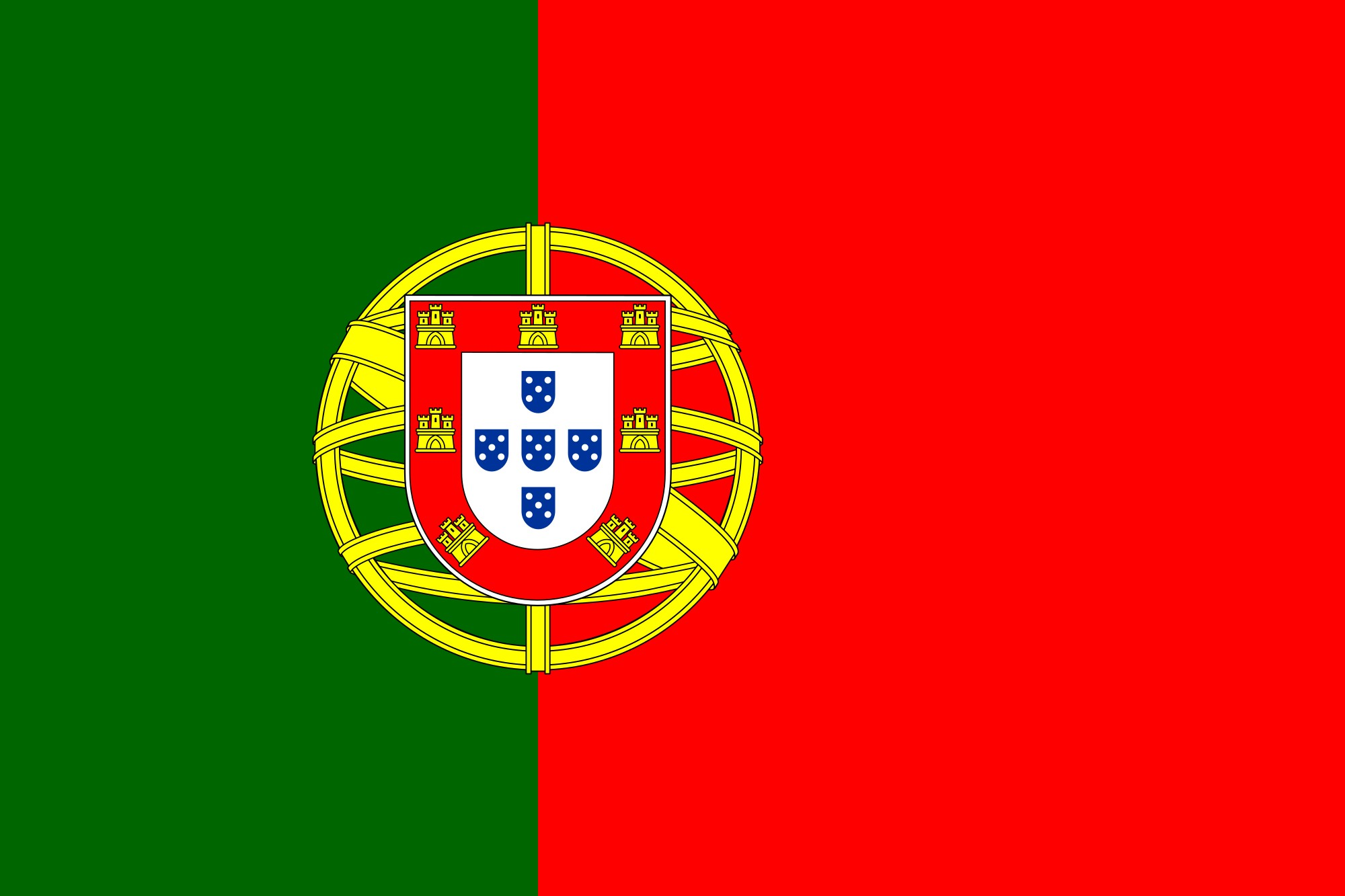 Flag of Portugalg