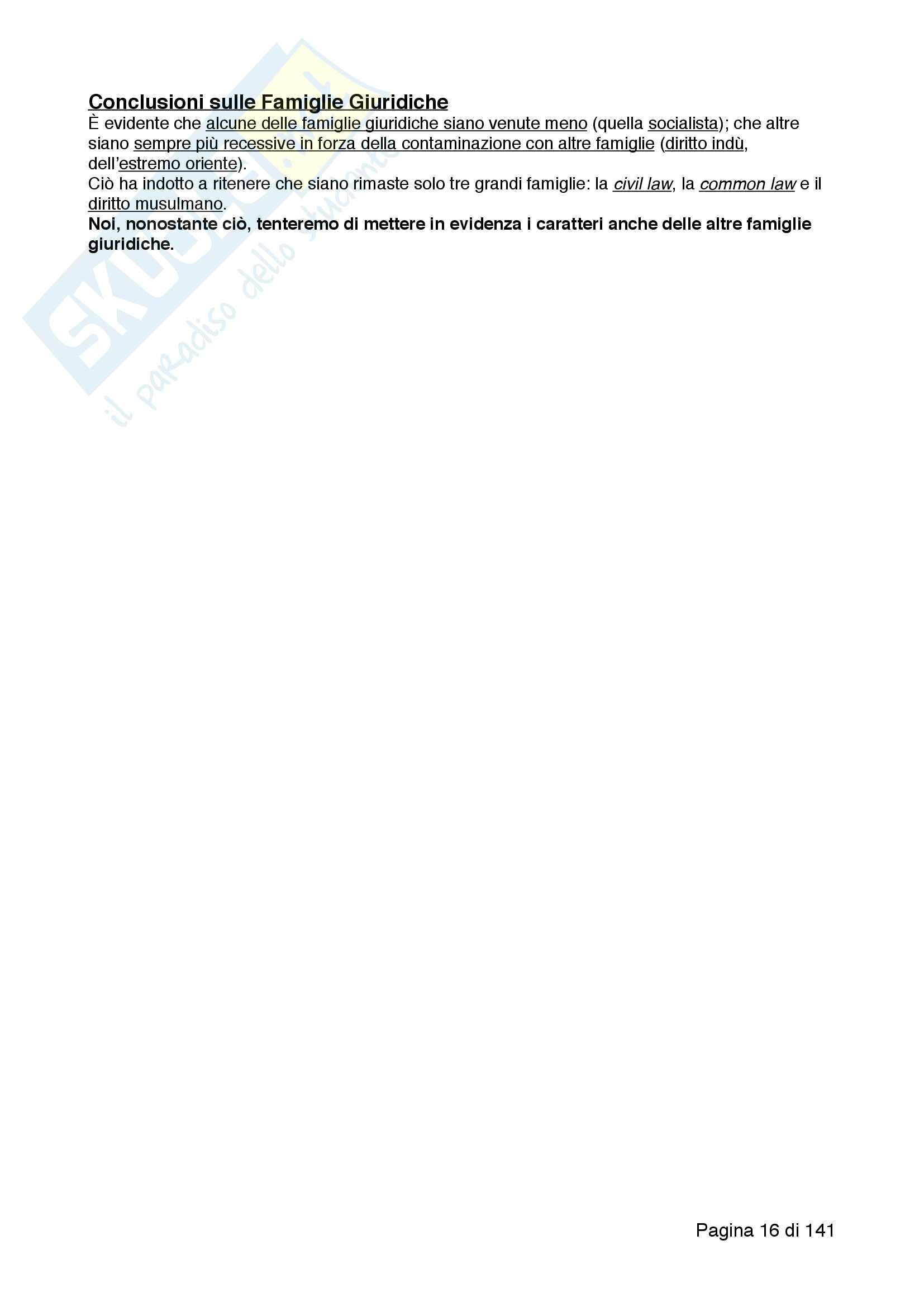 Riassunto esame Diritto Pubblico parato prof Nicolini libro consigliato Materiali essenziali per un