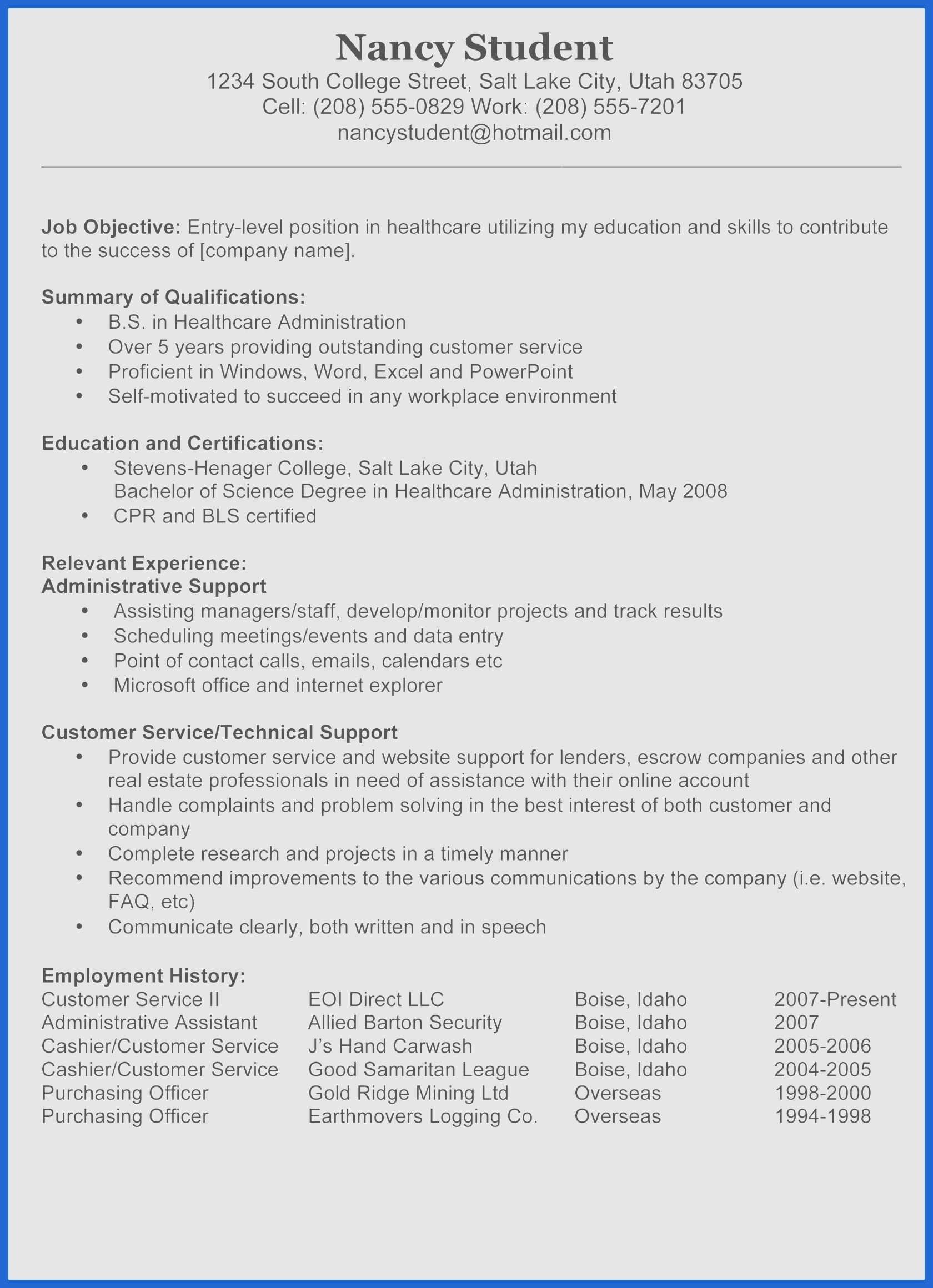 line Job Resume Examples ¢Ë†Å¡ Resume Template for Medical Field Unique New Grapher Resume