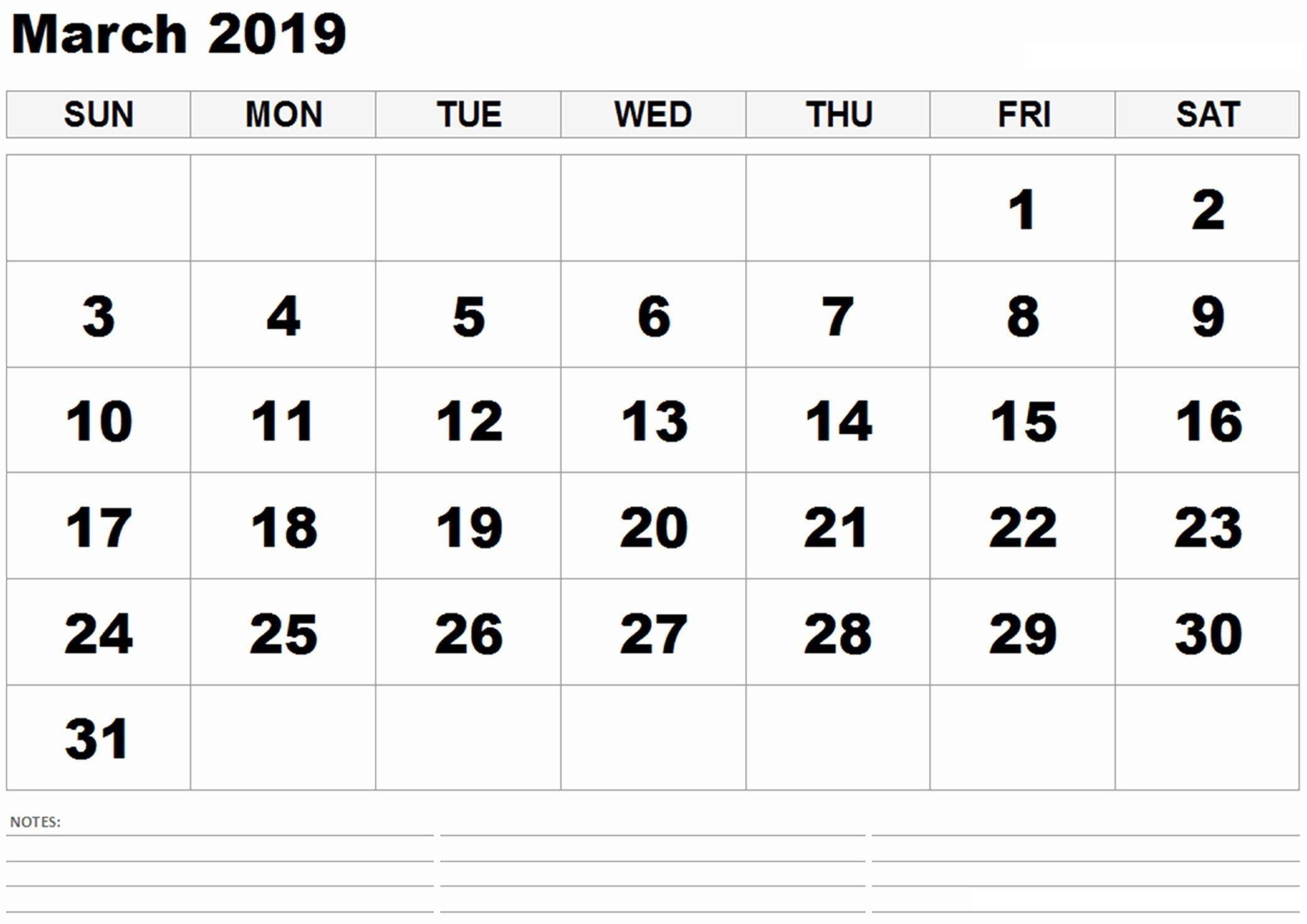 March 2019 Calendar Template Word 250 March 2019 Calendar Pinterest
