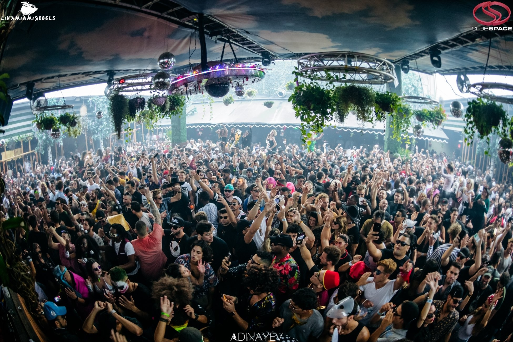 Space Invaders present Saturday MMW 2019 Club Space Miami [from 30 to 31 March]