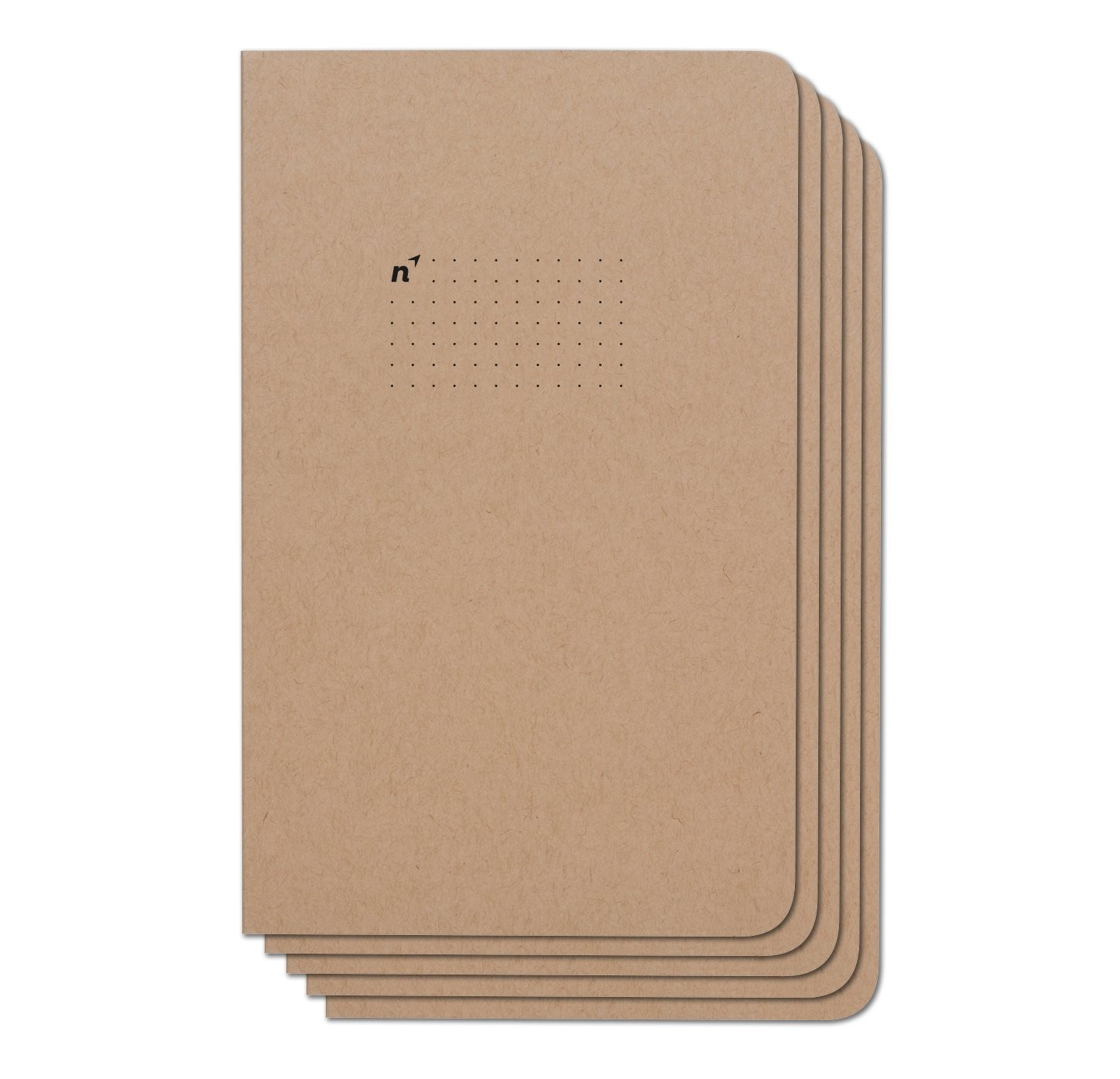 Amazon Dotted Bullet Notebook Journal 5 Notebooks with Dot Grid Pages Premium Thick Paper BuJo