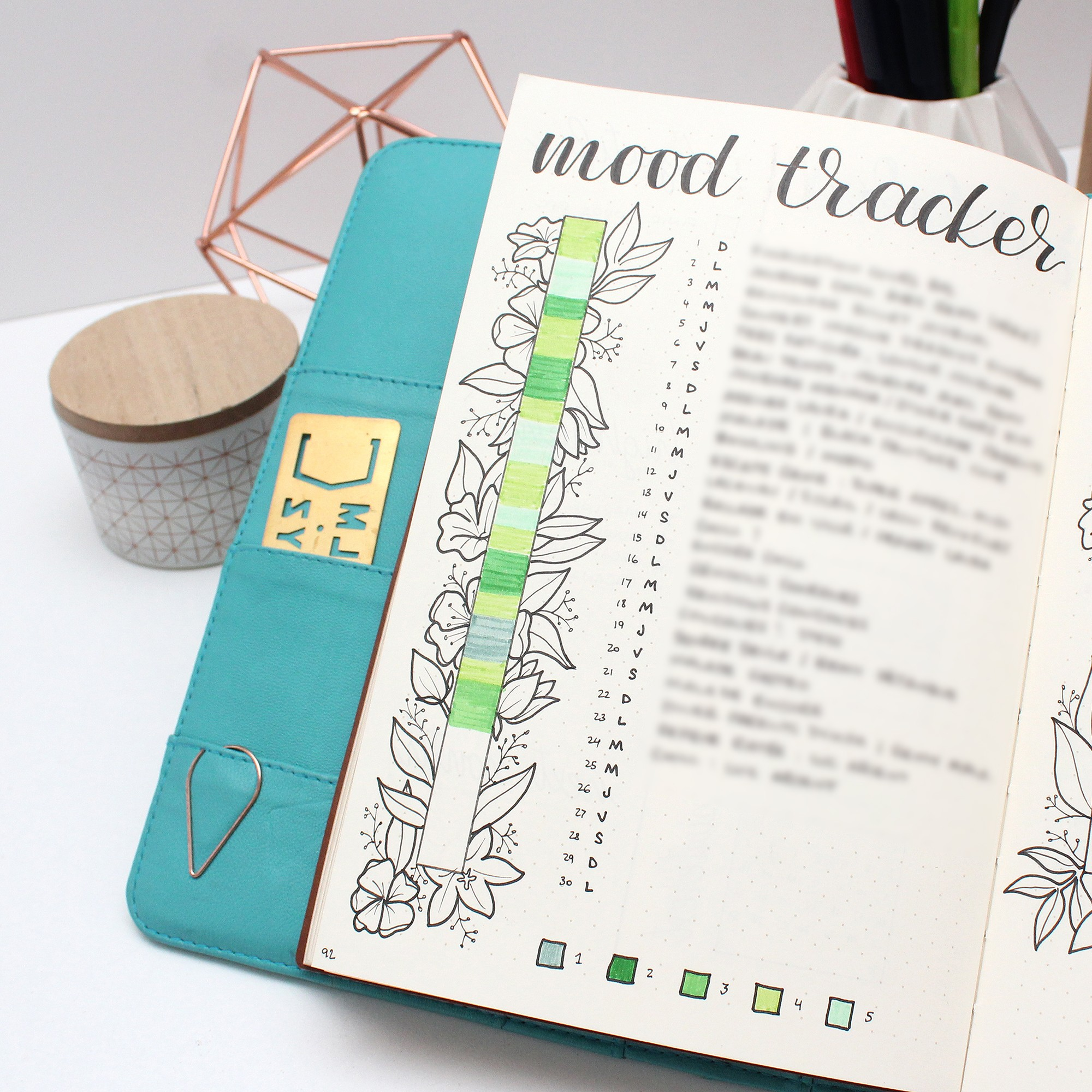 How to use your mood tracker as a personal development tool