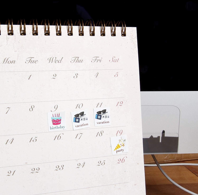 March Reading Month Calendar Activities Más Reciente Amazon Calendar Stickers Reminder Stickers for Birthdays Of March Reading Month Calendar Activities Más Caliente Calendar Of events