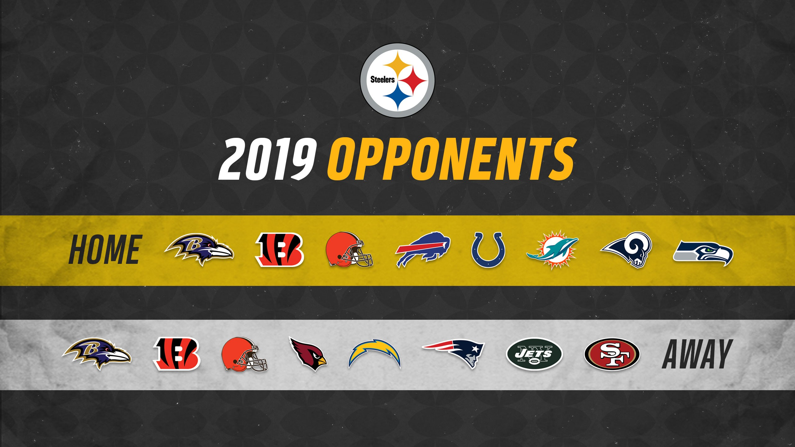 March 1 2019 Calendar Actual Steelers Home