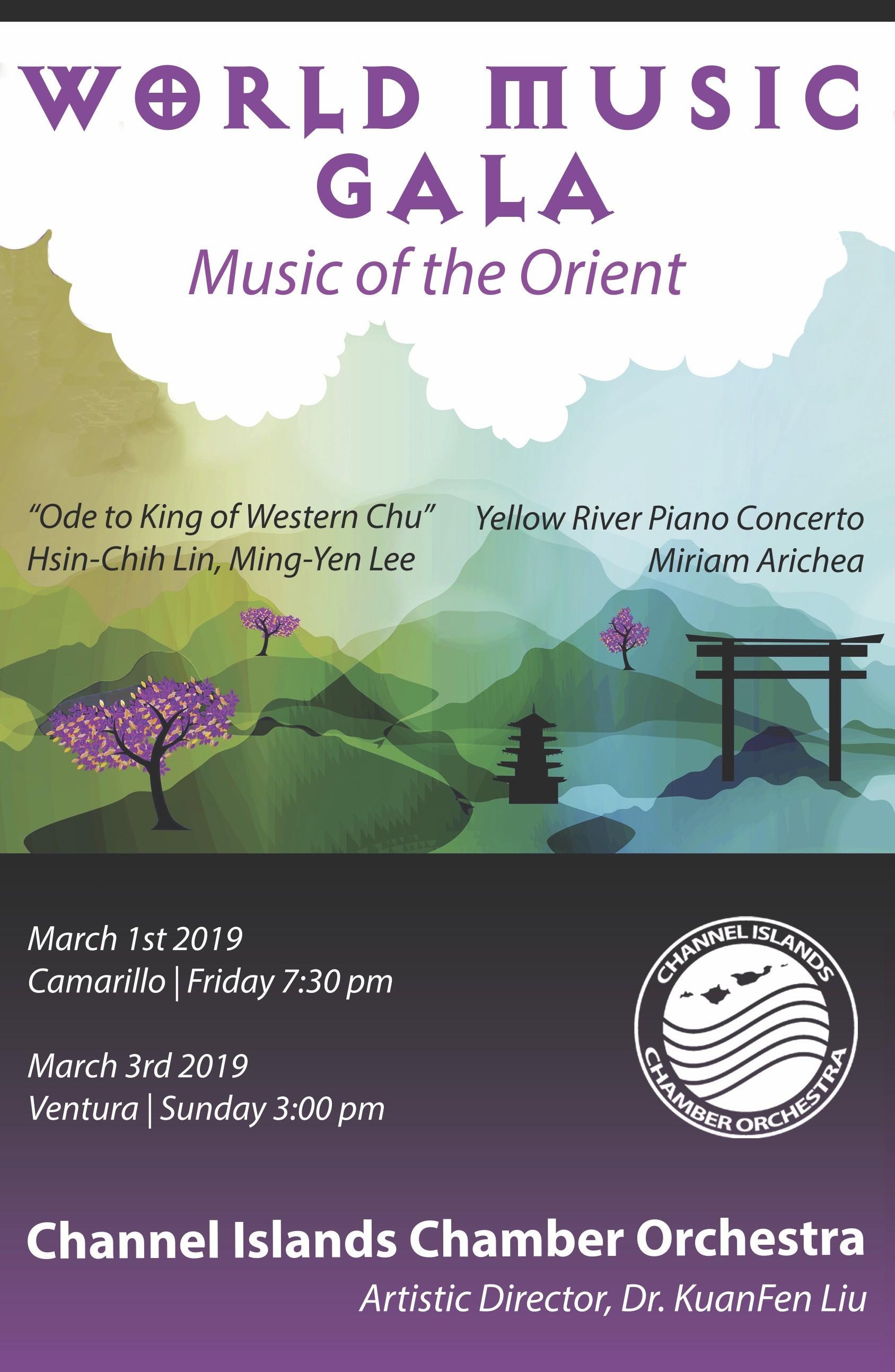 Events and Festivals Calendar for Ventura California