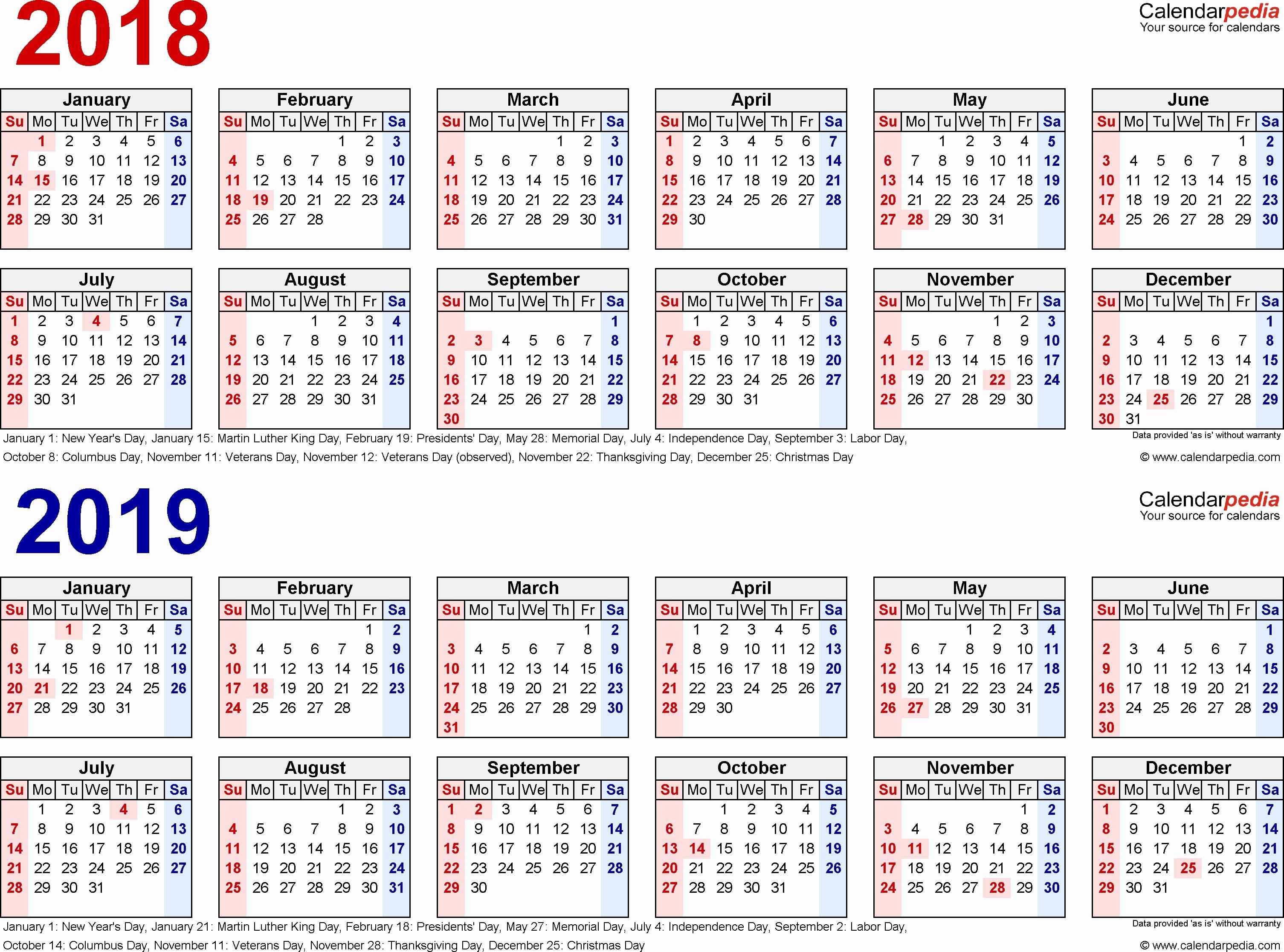 March 24 2019 Calendar