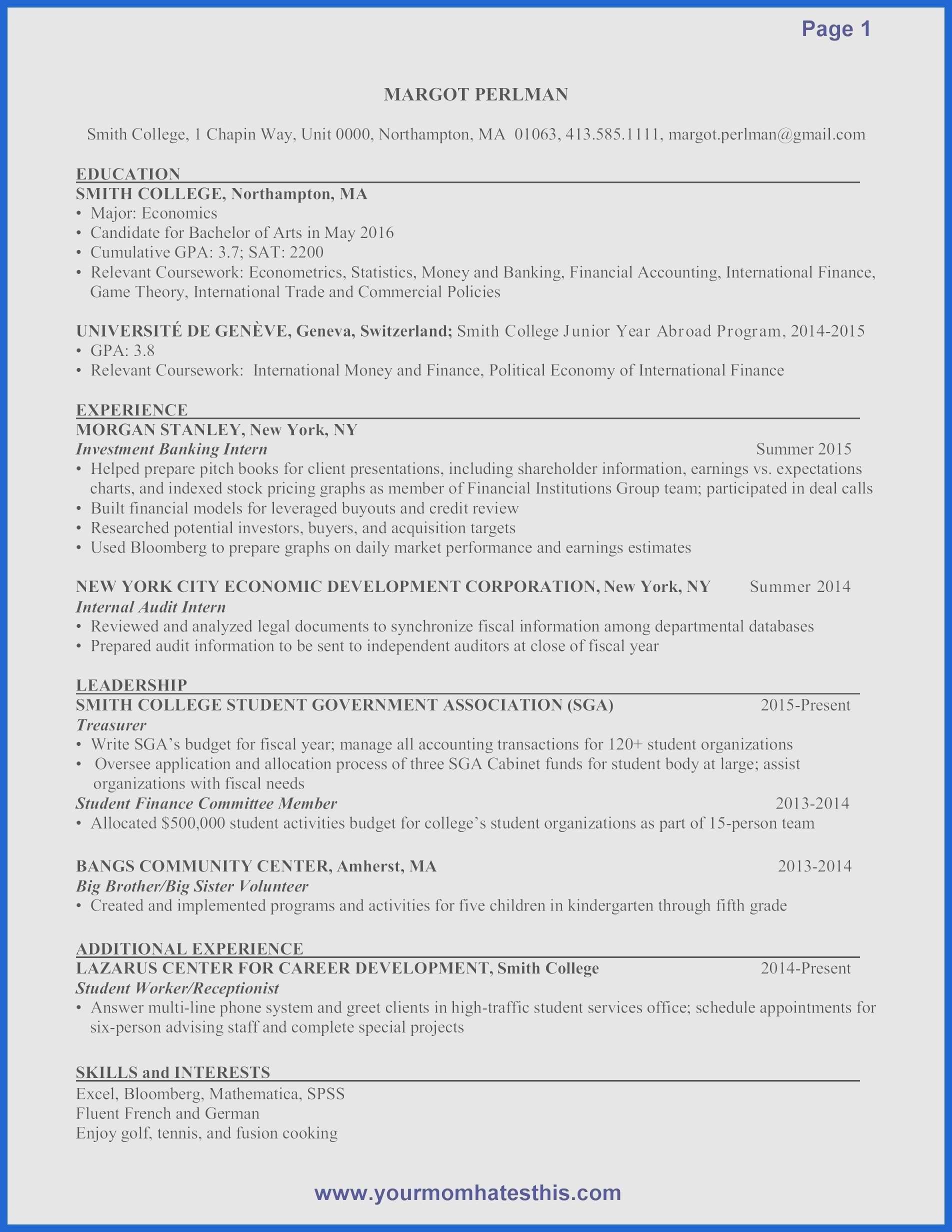 Cute Resume Templates Free Examples ¢Ë†Å¡ Resume Powerpoint Template Popular Resume Ppt Template Beautiful