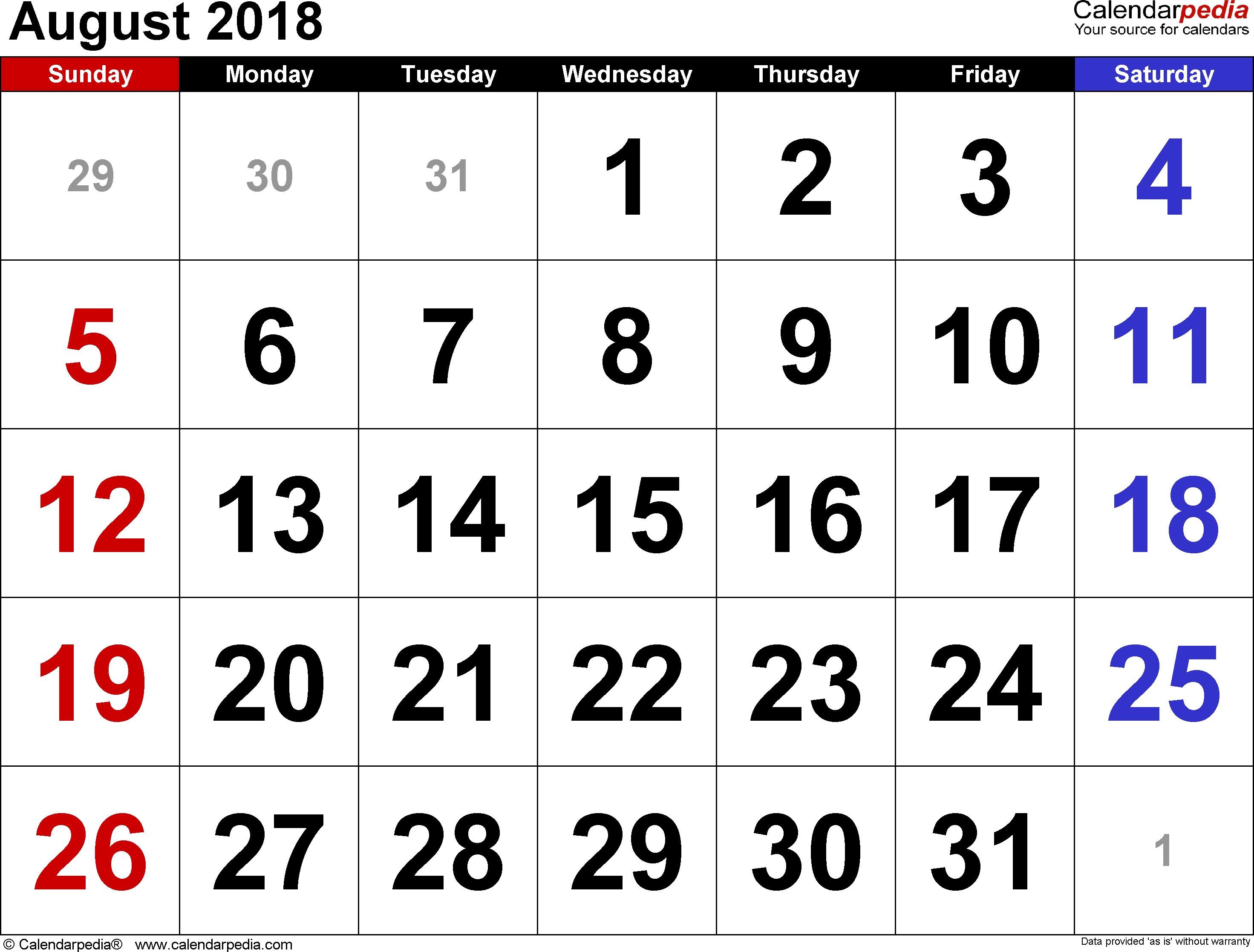 March Calendar Cute Más Caliente August 2018 Calendar August 2018 Calendar Word August 2018