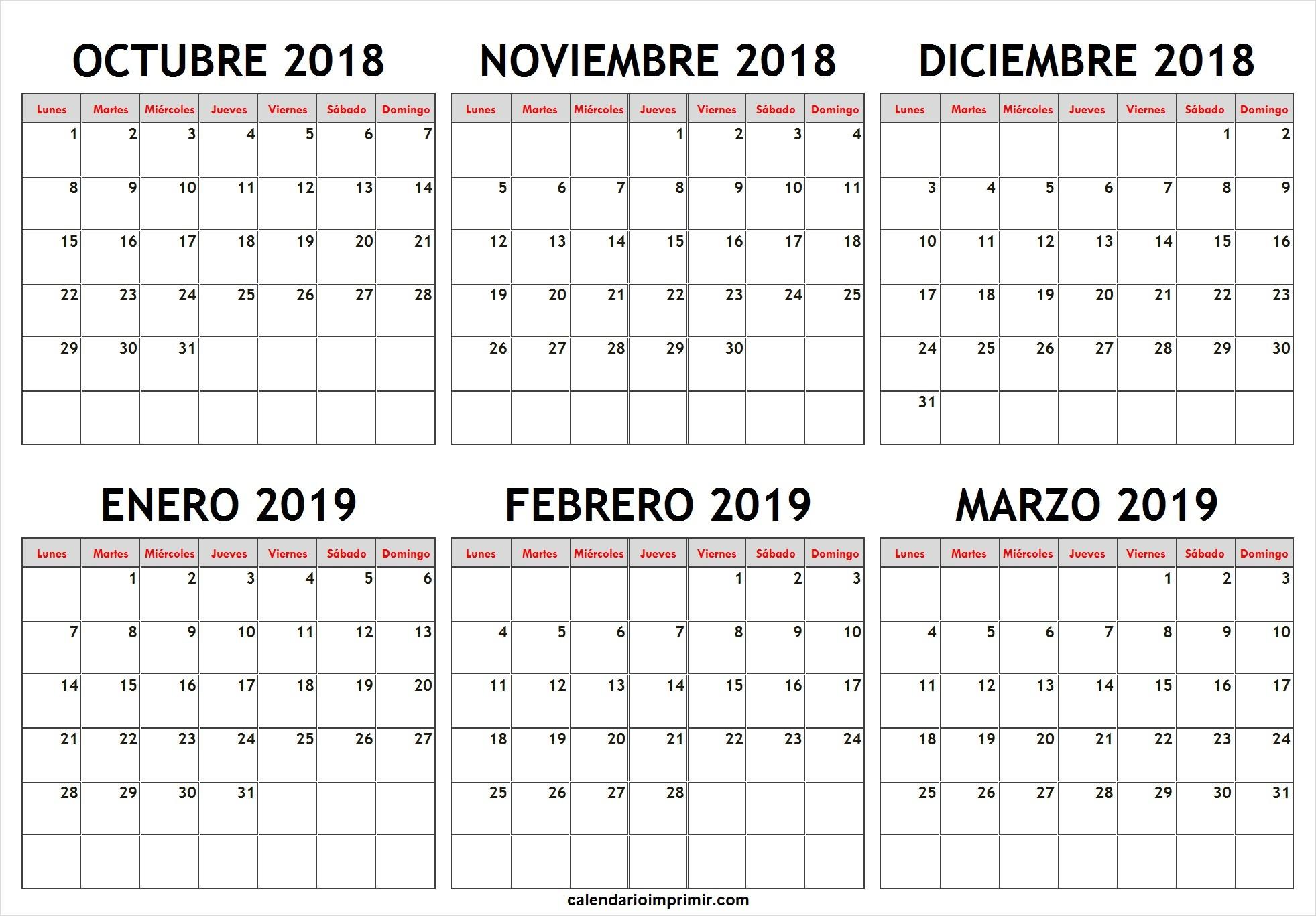 Calendario 2019 Colombia Almanaque 2020 Venezuela Más Recientes Calendario Febrero 2019 63ld Calendario Calendar March