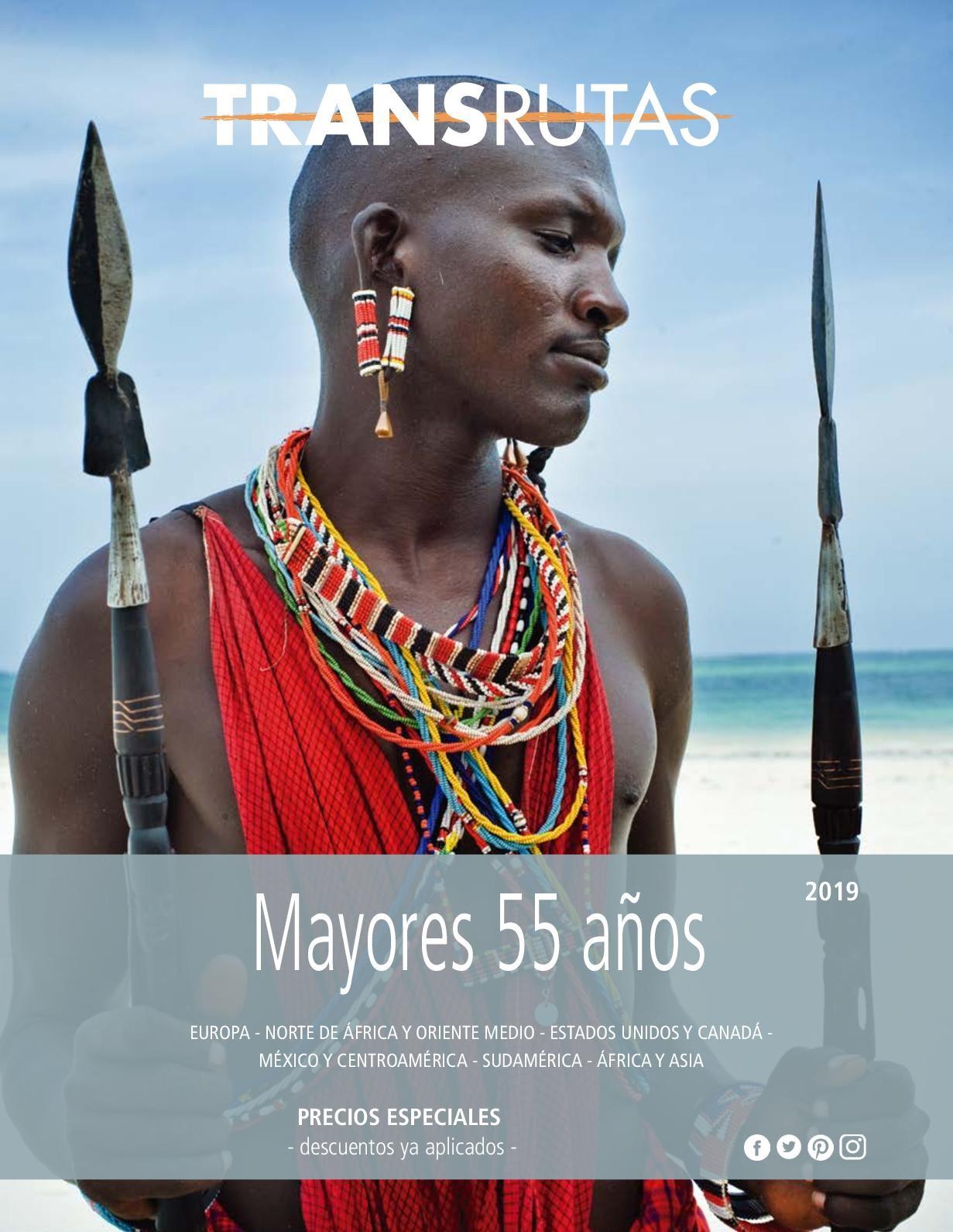 Calendario 2019 Colombia Con Festivos Y Semana Santa Guatemala Mejores Y Más Novedosos Calaméo Catálogo Mayores De 55 A±os Transrutas 2019