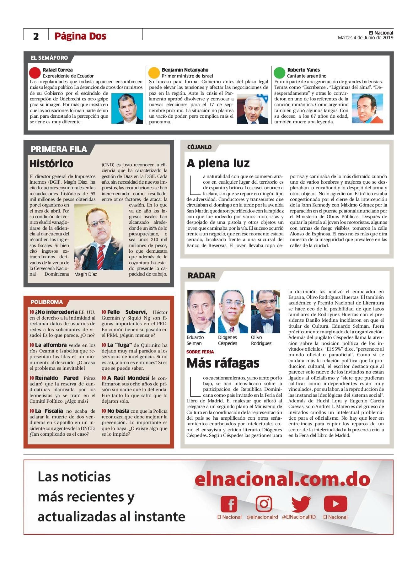 Calendario 2019 formula 1 Horio Argentino En toronto Más Recientes Impreso 04 Junio 19 Pages 1 32 Text Version