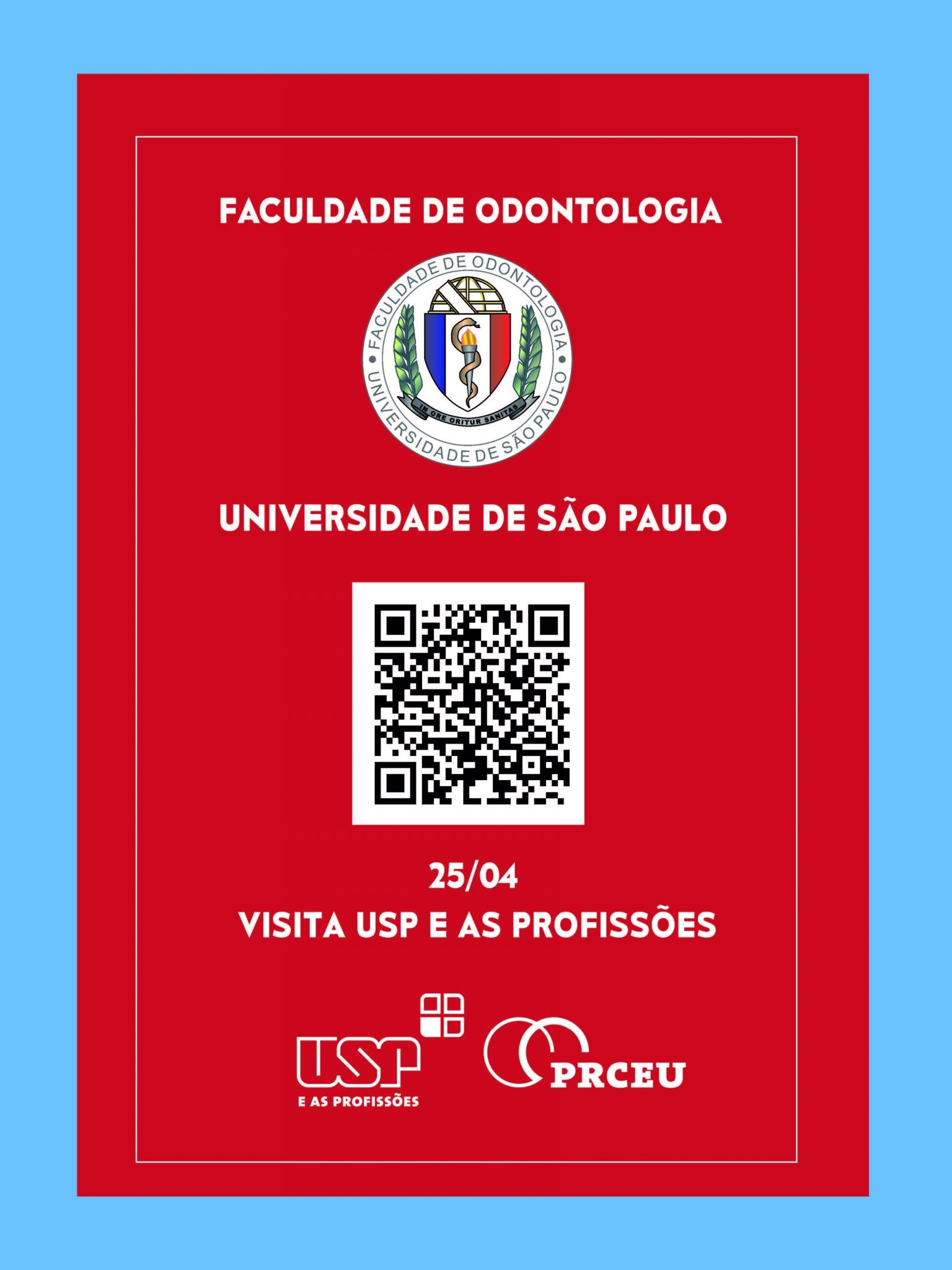 Calendario 2019 Portugues Brasil Actual Usp E as Profissµes Visitas Monitoradas   Fousp Faculdade De