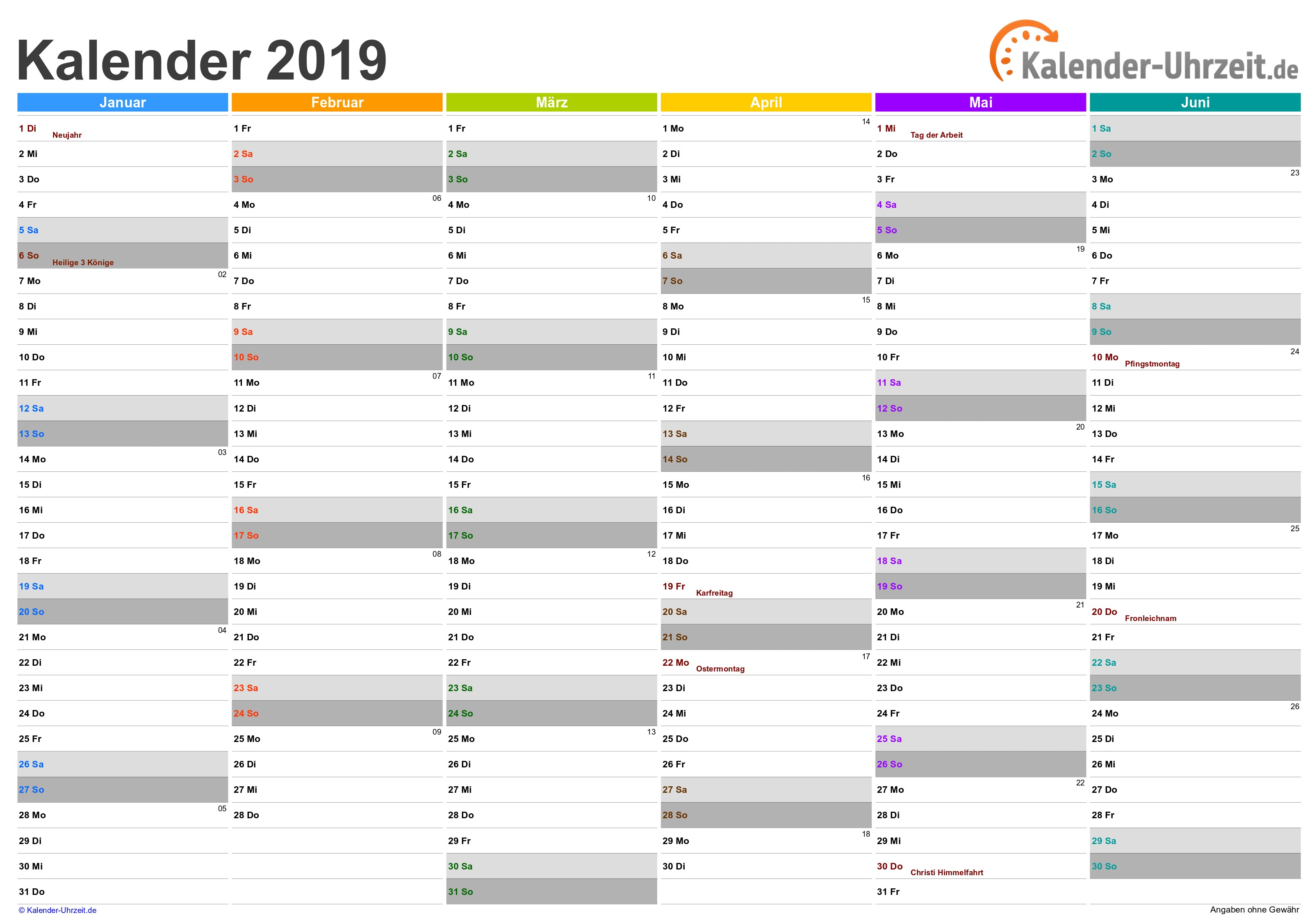 Kalender 2019 Master Mas Populares 10 Best Kalender Vorlage Excel Ideen Calendario 2019