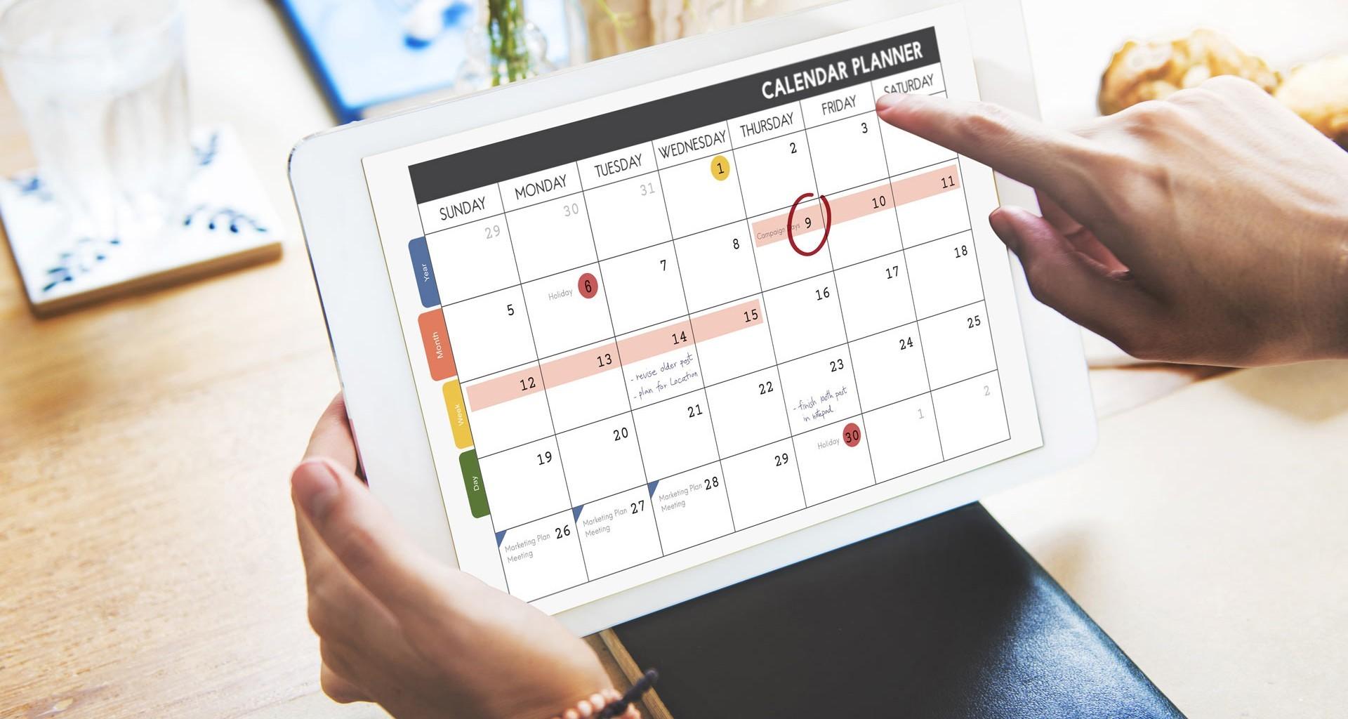Calendario 2020 Itesm Actual Itesm Monterrey Calendario