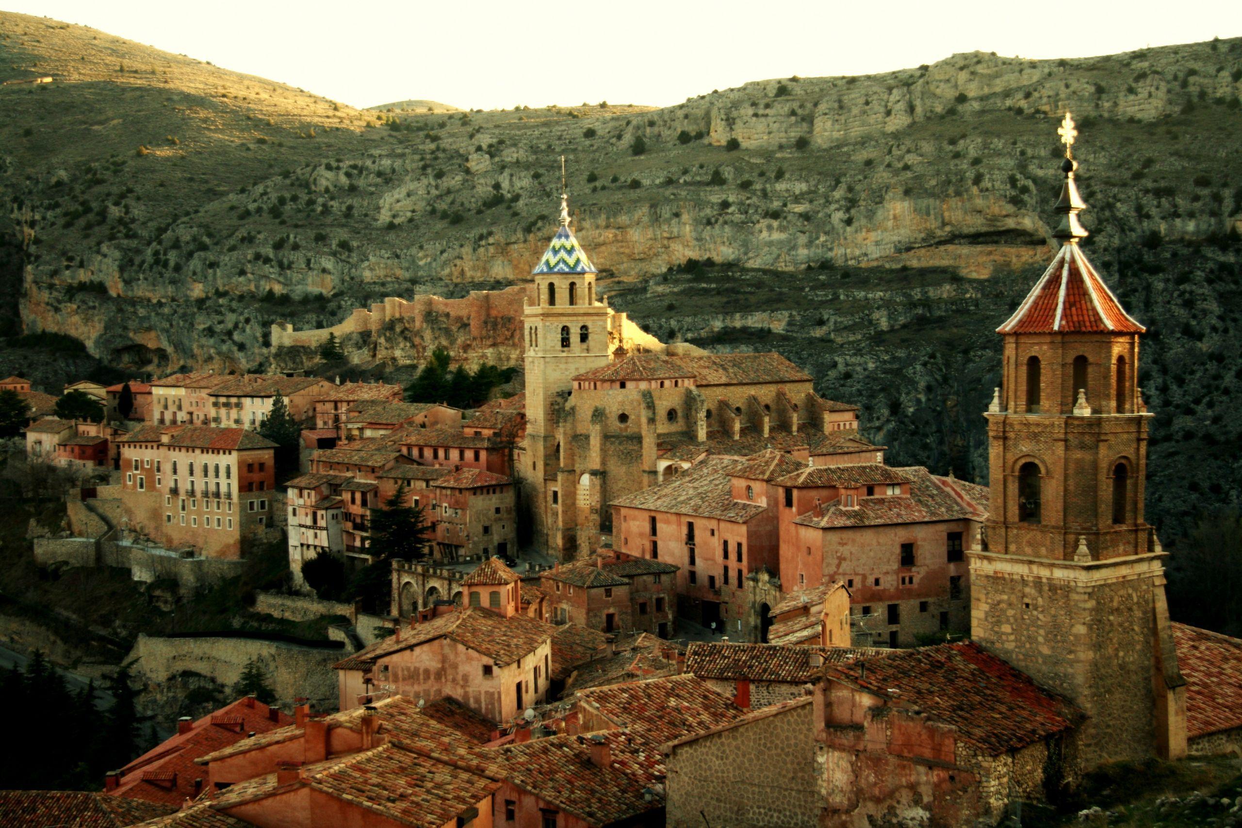 Vista de Albarracn
