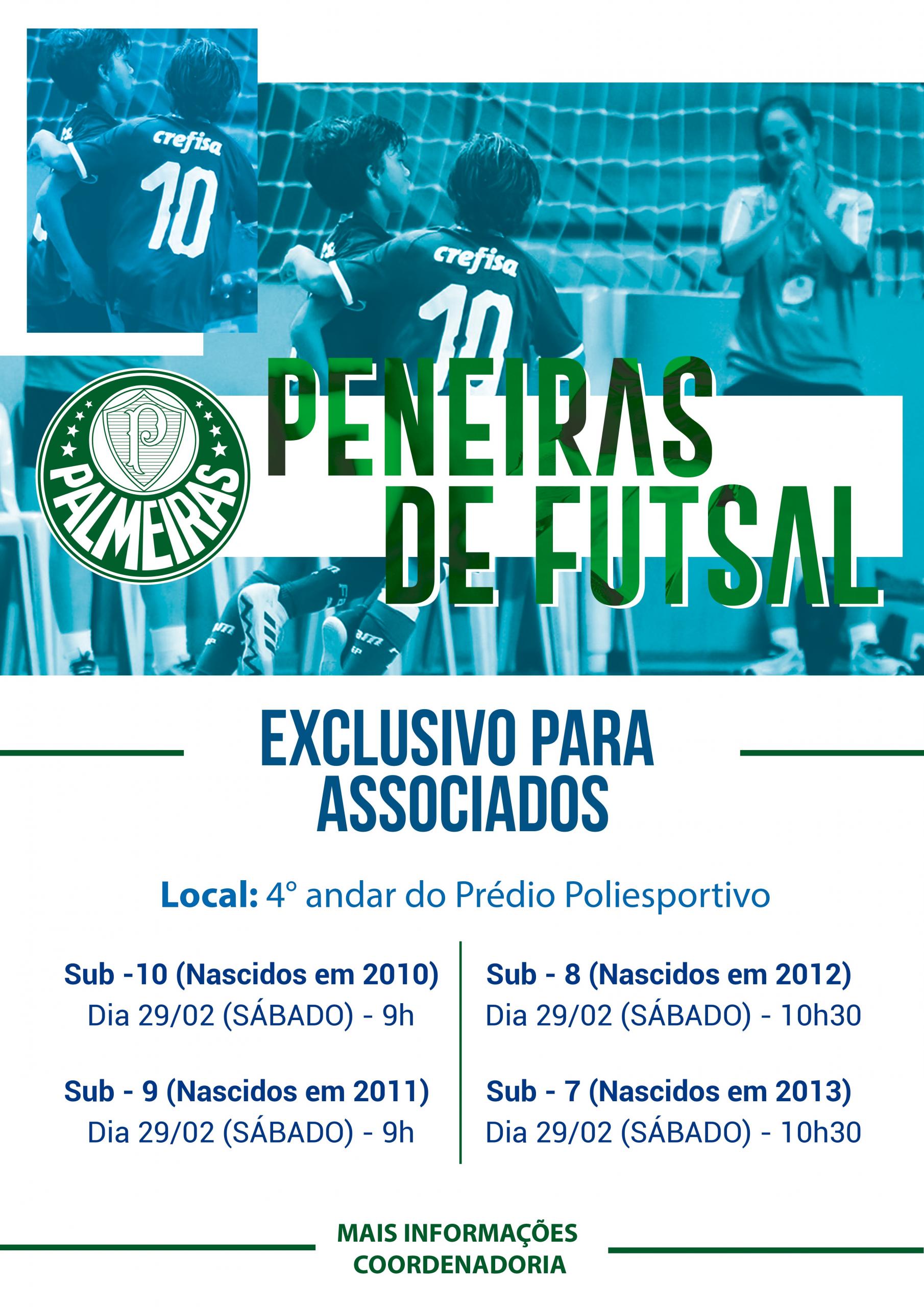 037 CSD Peneiras Futsal NOVO