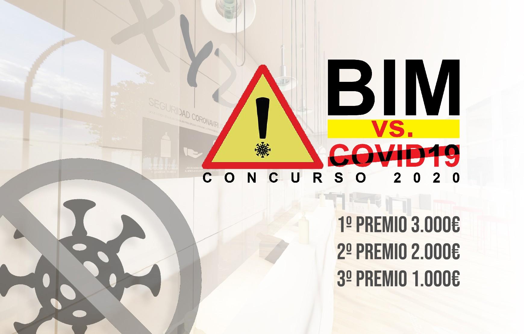 Concurso BIM Vs COVID19 foto de portada bimchannel2