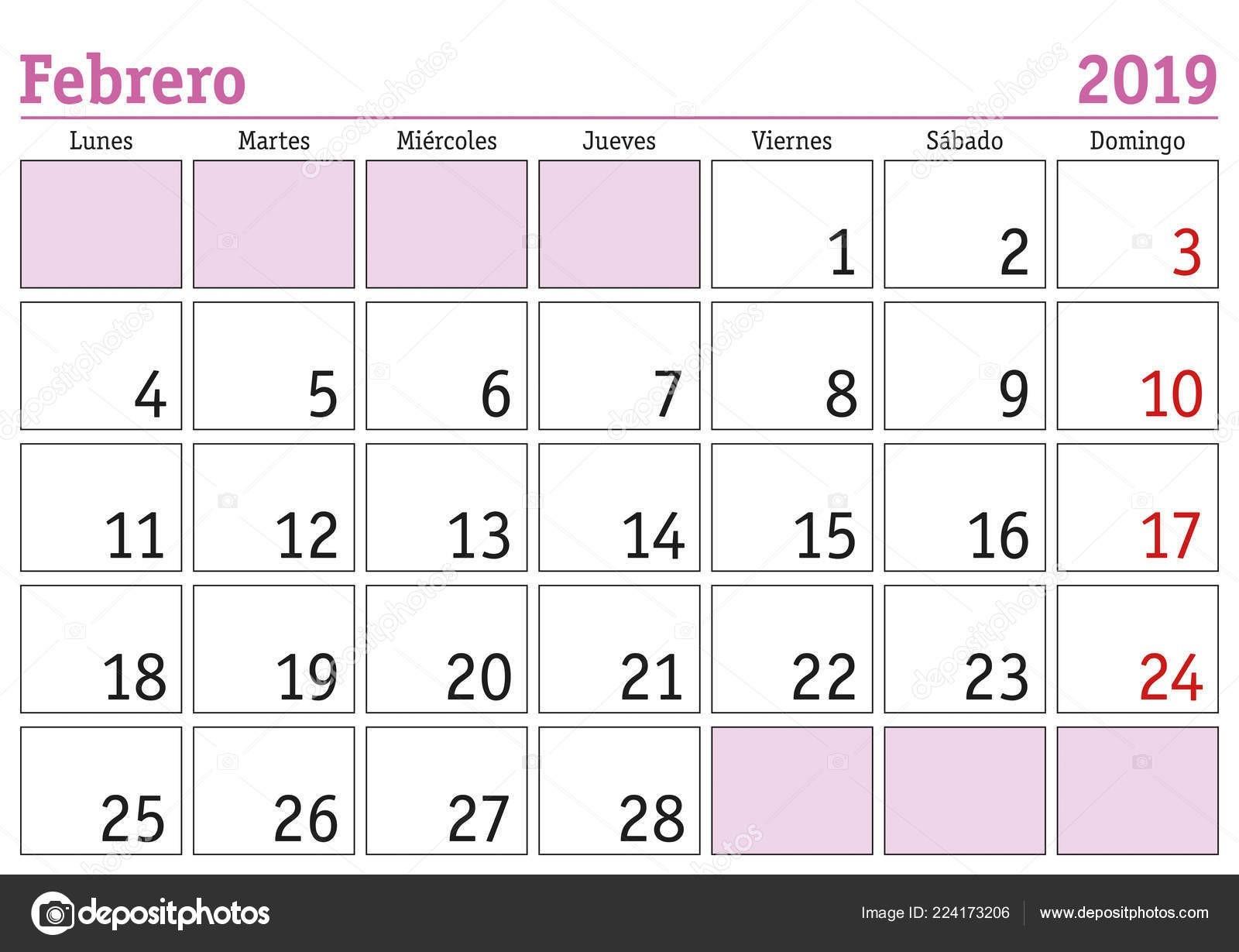 calendario 2019 brasil br mas populares mac29bsc2adc c29anor roce 2019 nastac29bnnc2bd kalendaac299 a panac29blatinac29b febrero 2019 of calendario 2019 brasil br
