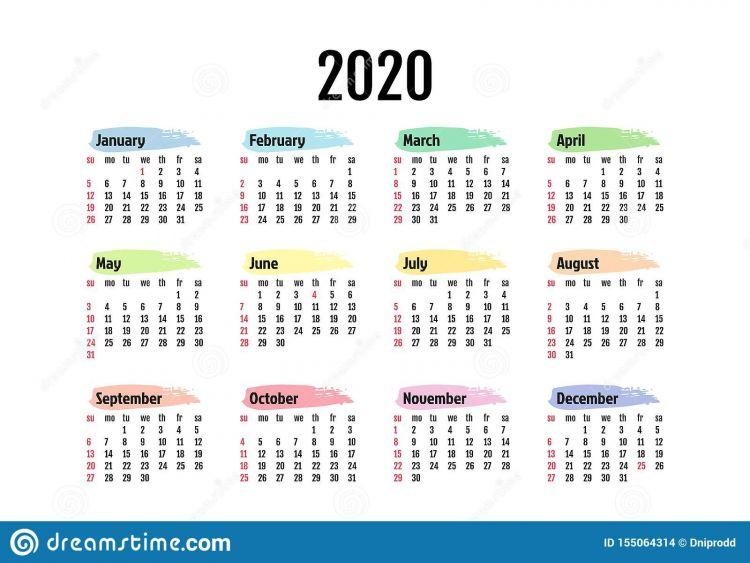 Calendario 2021 Word Mejores Y Más Novedosos Calendar Monday White Background Stock Illustrations – 7 878