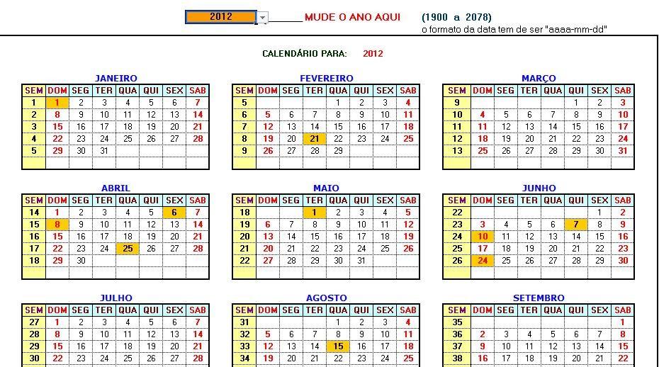 well known calendario anual 2018 excel qn69