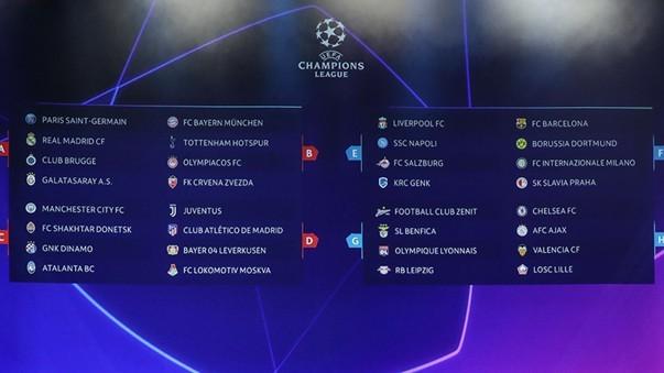 la liga champions 2020 madrid la liga
