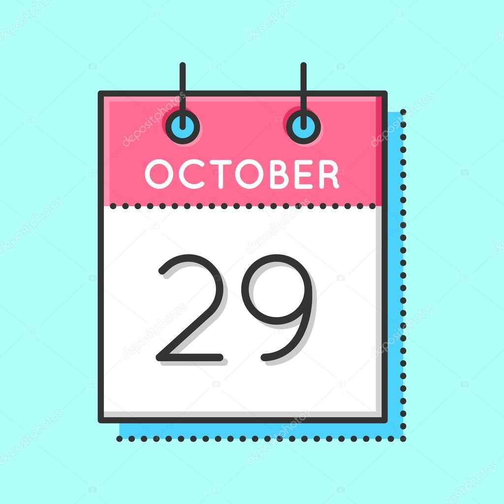 stock illustration vector calendar icon