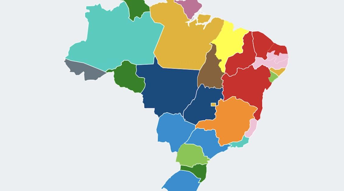 estados 13 partidos terao governadores em 2019 recorde de fragmentacao