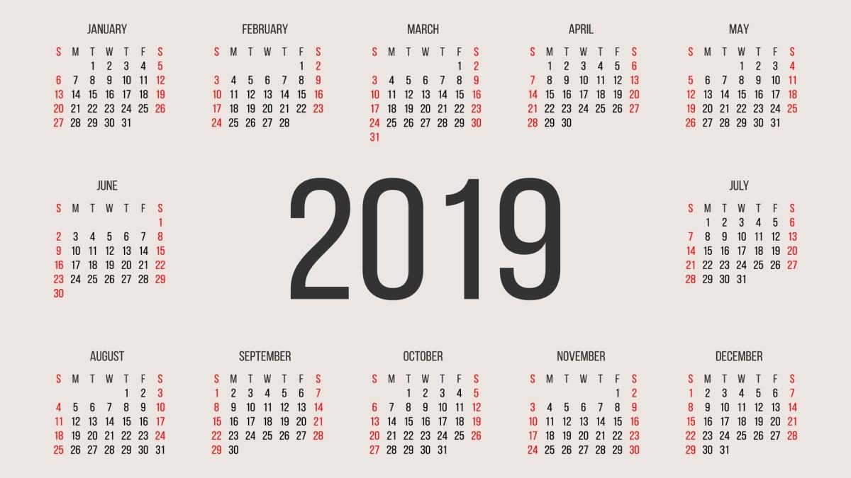 dias feriados del gobierno de puerto rico 2019