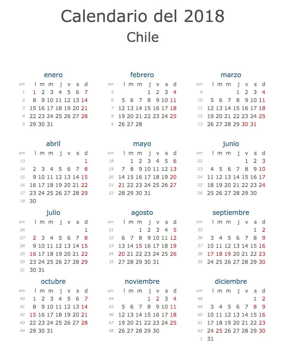 amado calendario 2018 todos os feriados ls61