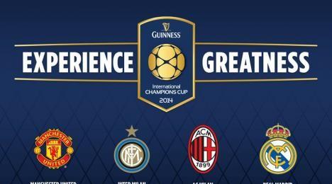 Inter Calendario Mejores Y Más Novedosos International Champions Cup Il Calendario Dell Inter