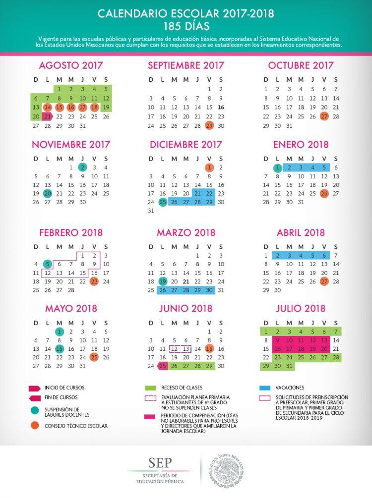 Sep Calendario Más Populares Calendario Escolar Icial Sep 2019 2020