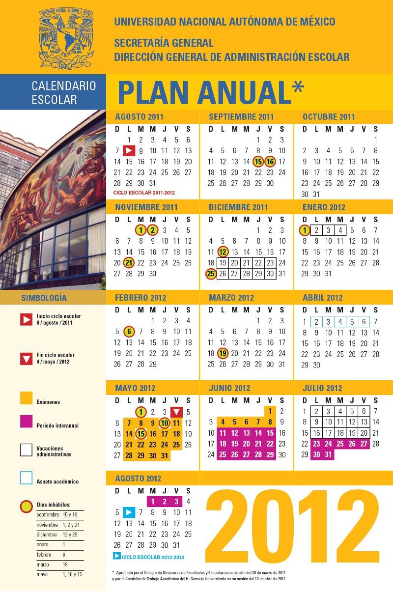 id=Calendarios Escolares 2011 2012